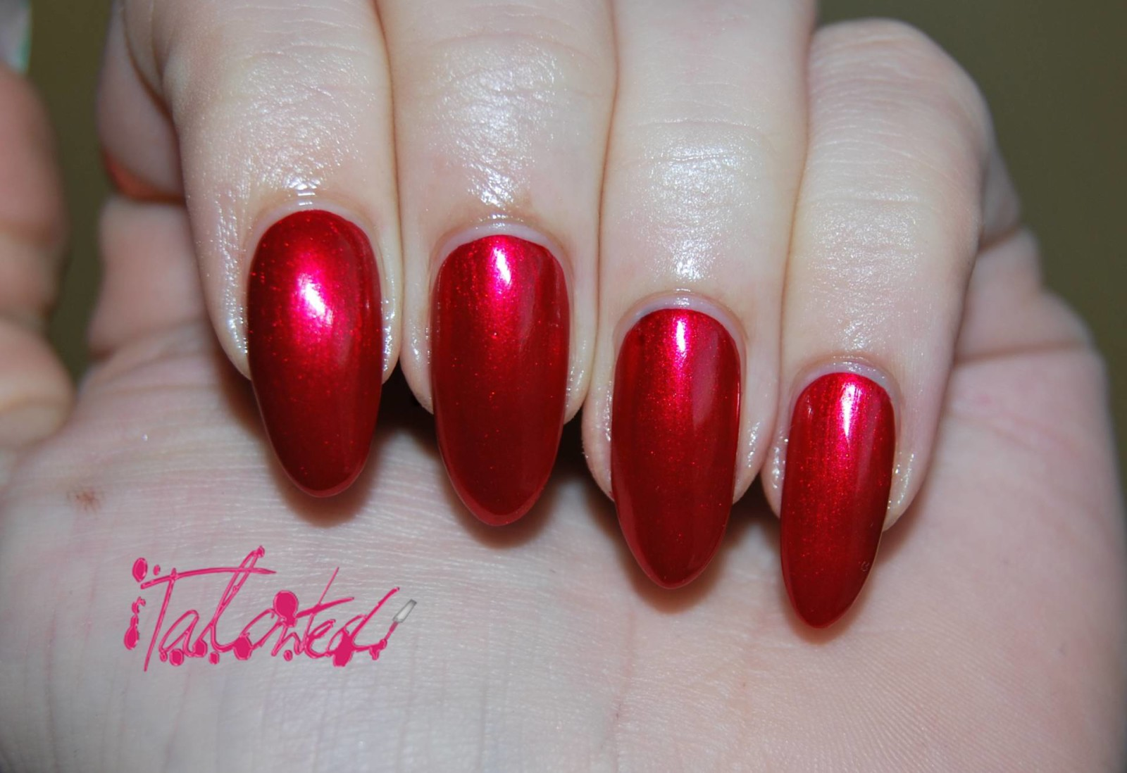 OPI 'An Affair In Red Square'