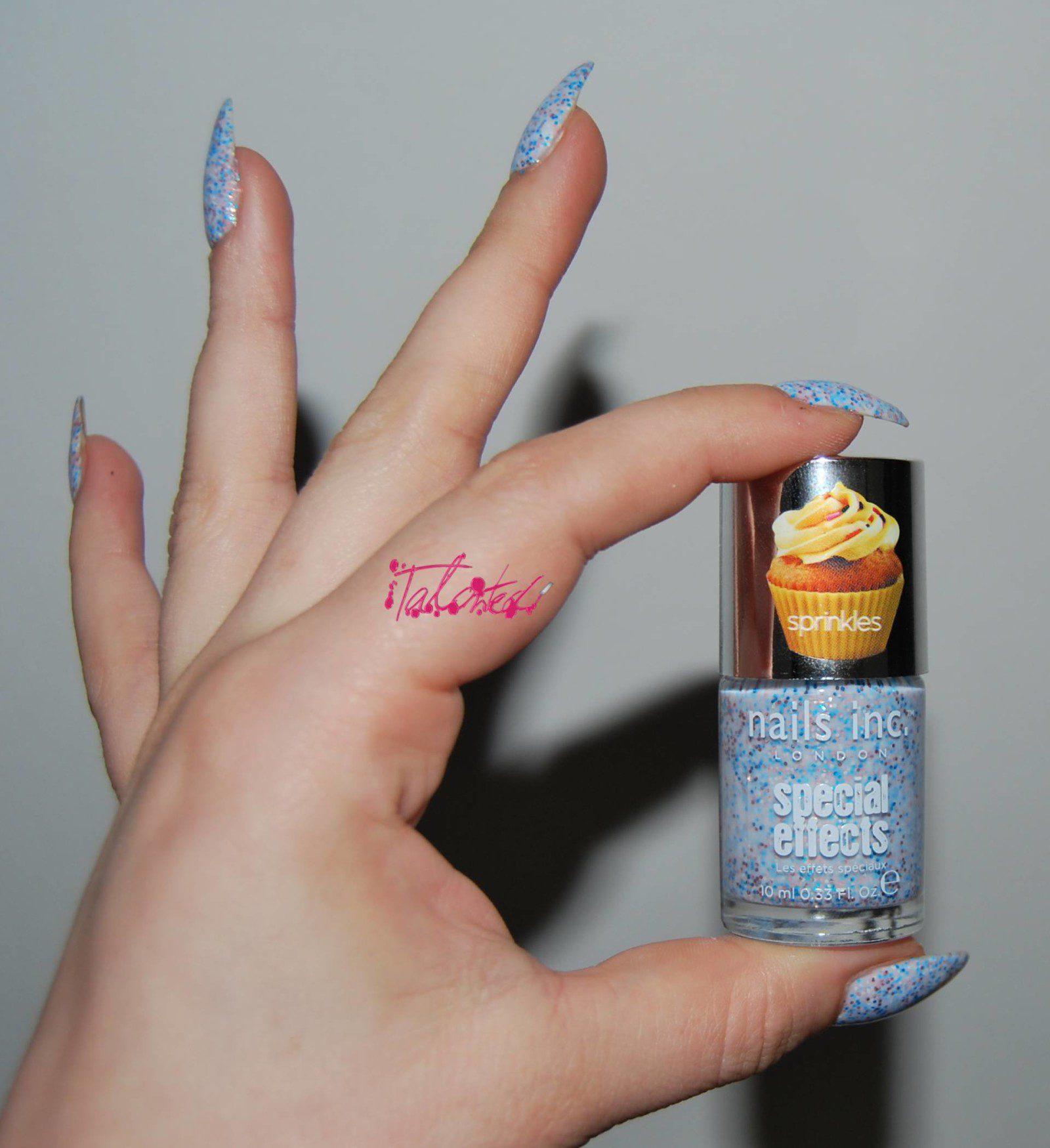 Nails Inc Sweets Way Review