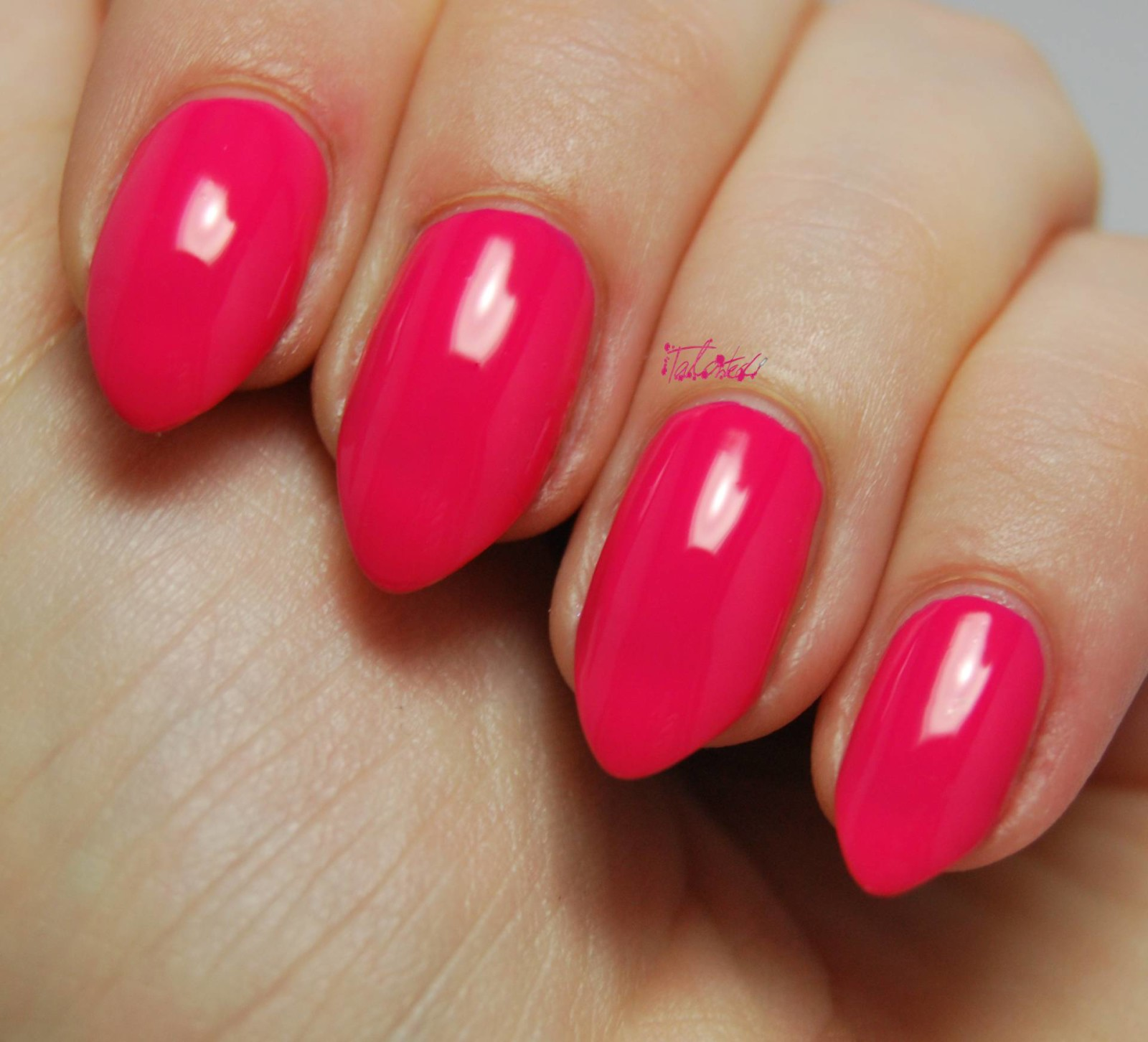 Barry M Gelly Hi Shine Grapefruit 235