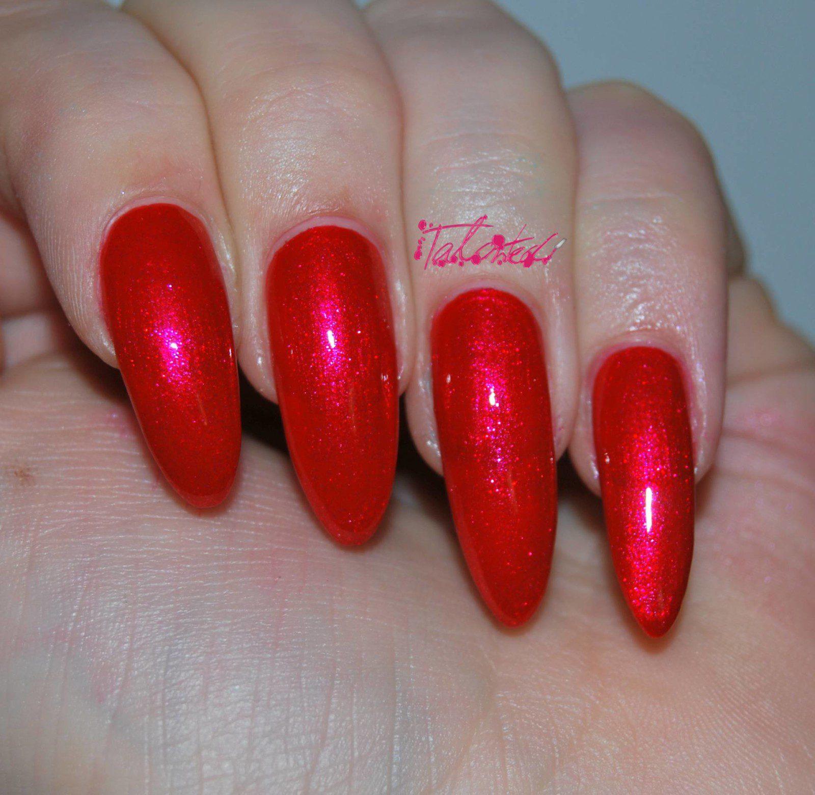 OPI 'Animal-istic' nail varnish