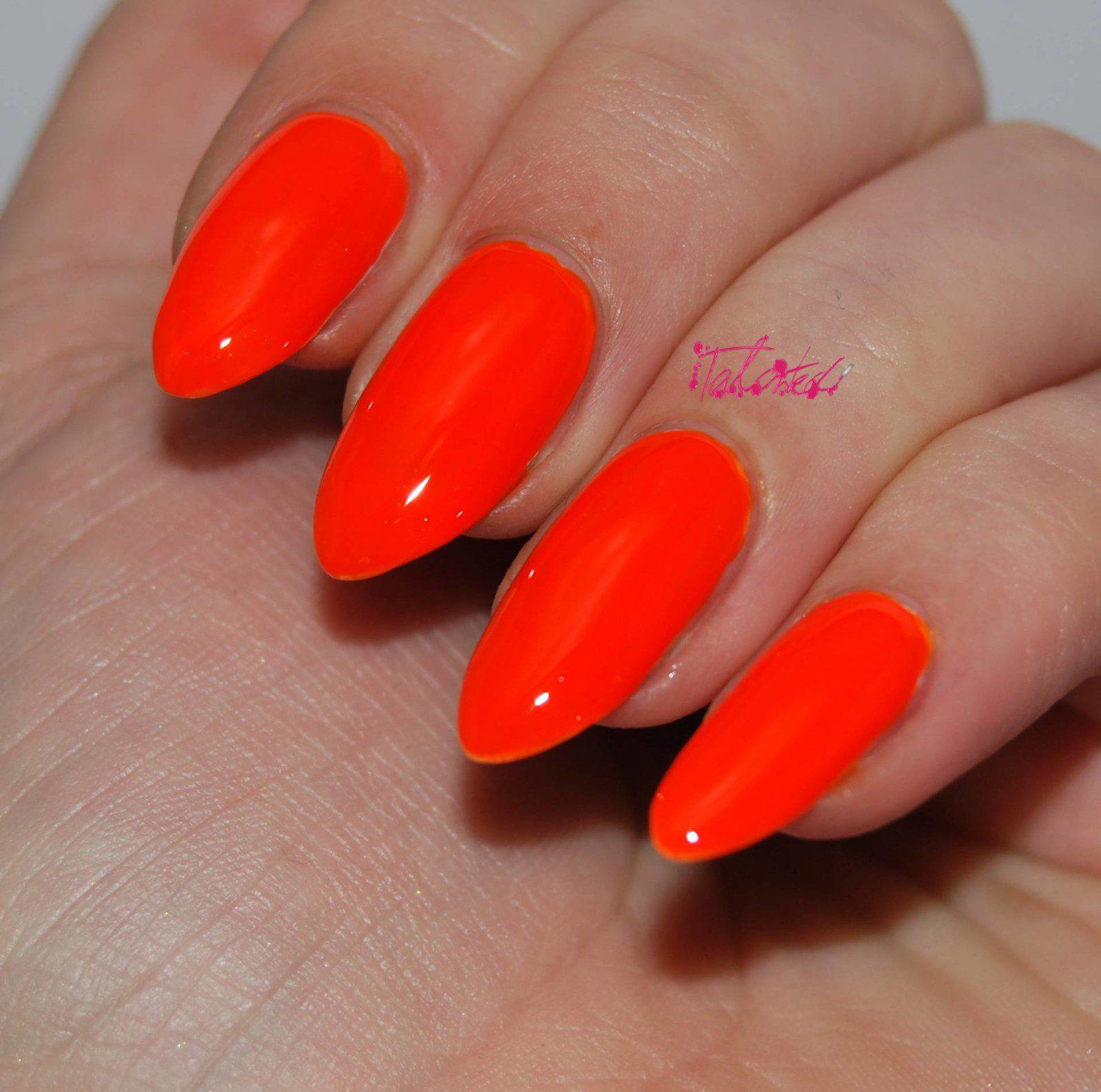 Kinetics Orange Pop Review