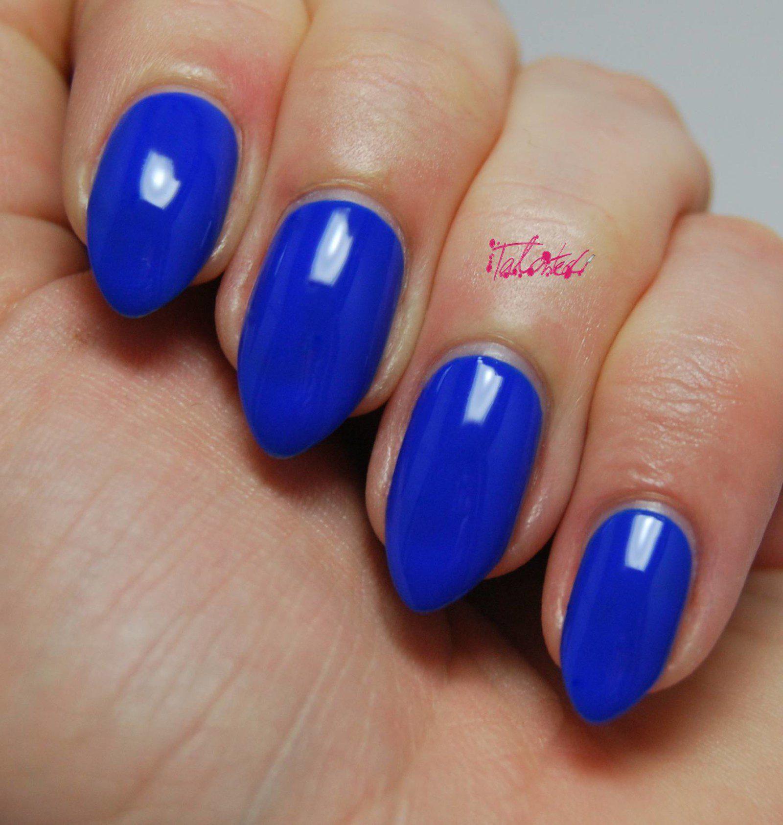 Kiko Electric Blue 336 Review