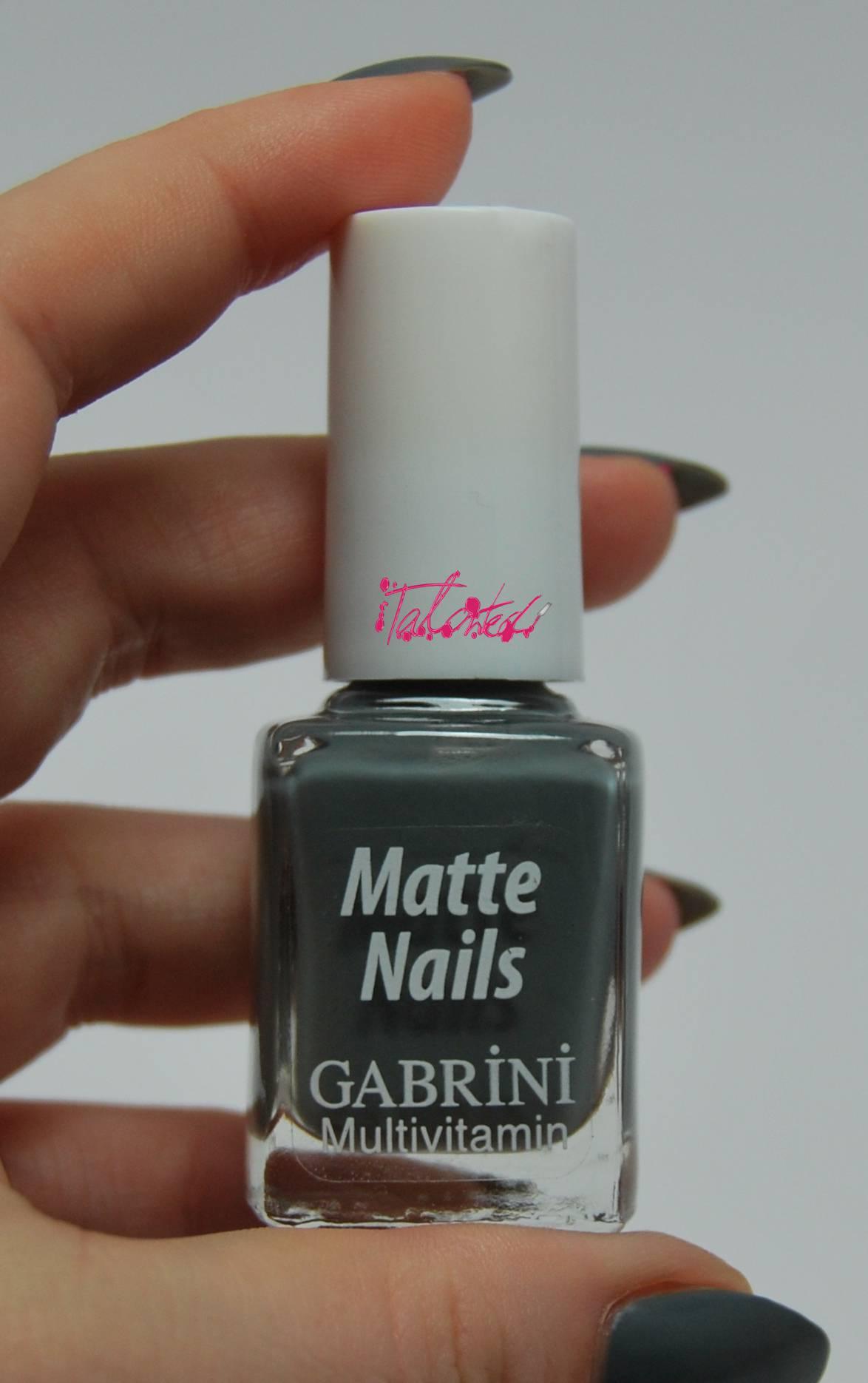 Gabrini 398 Nail Varnish Review
