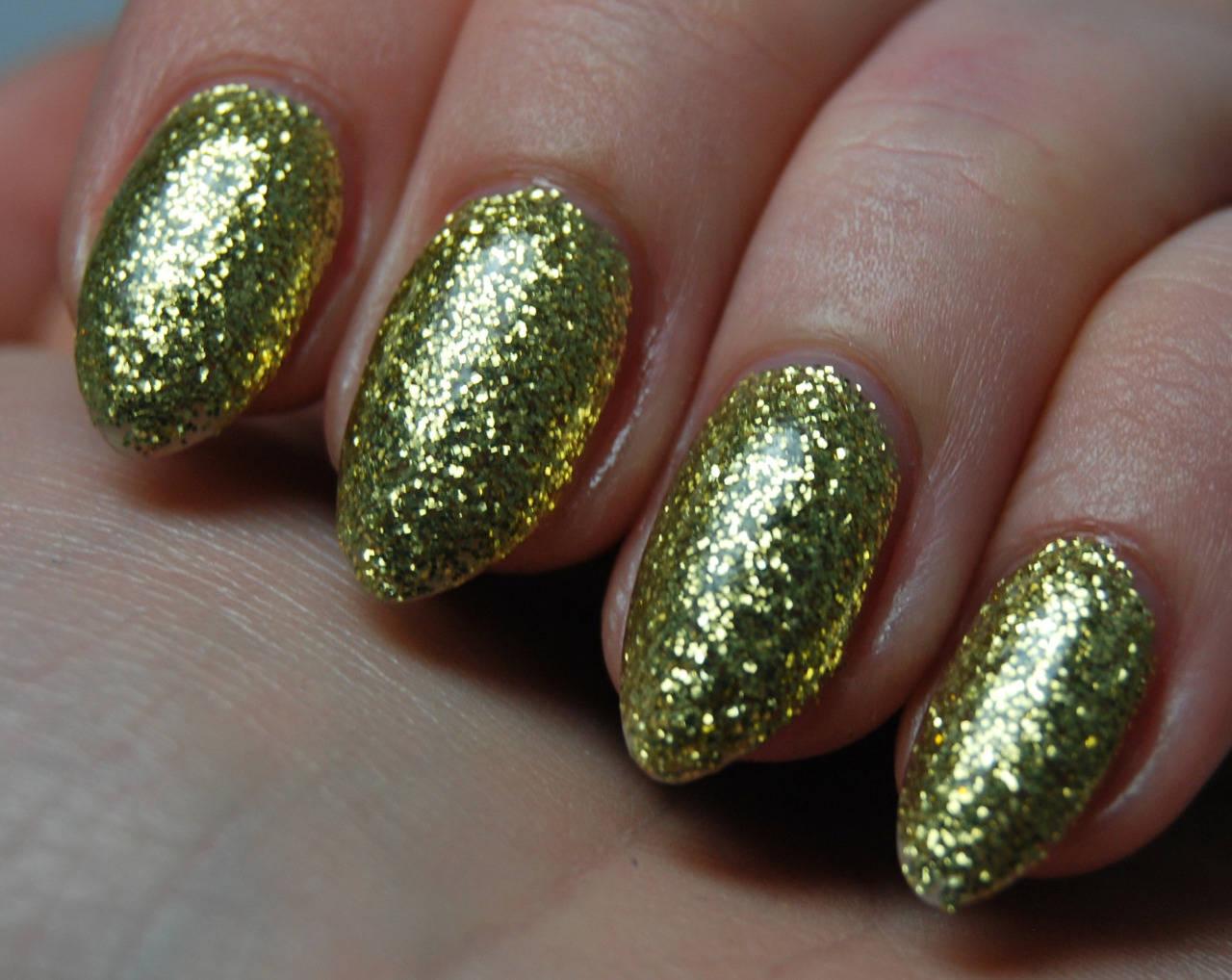 Models Own Gold Finger