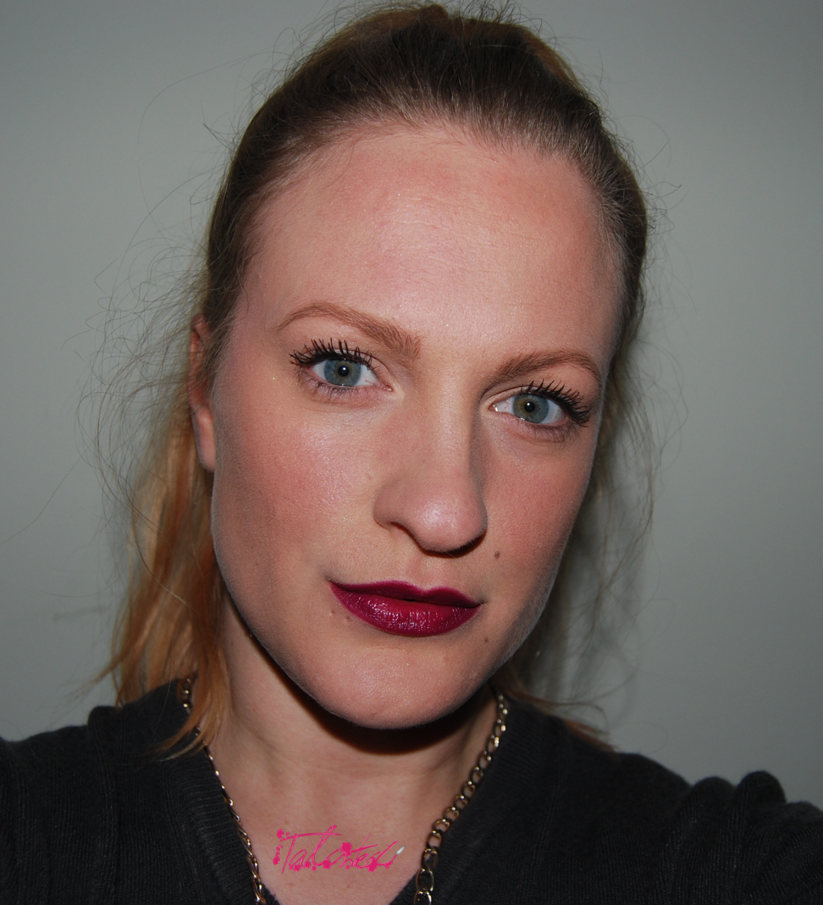 Rimmel Moisture Renew Lipstick Dark Night Waterloops