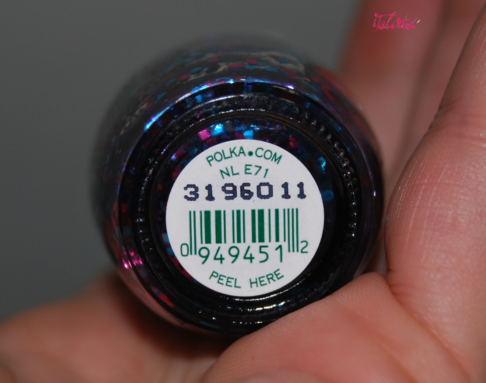 OPI Polka.com Review