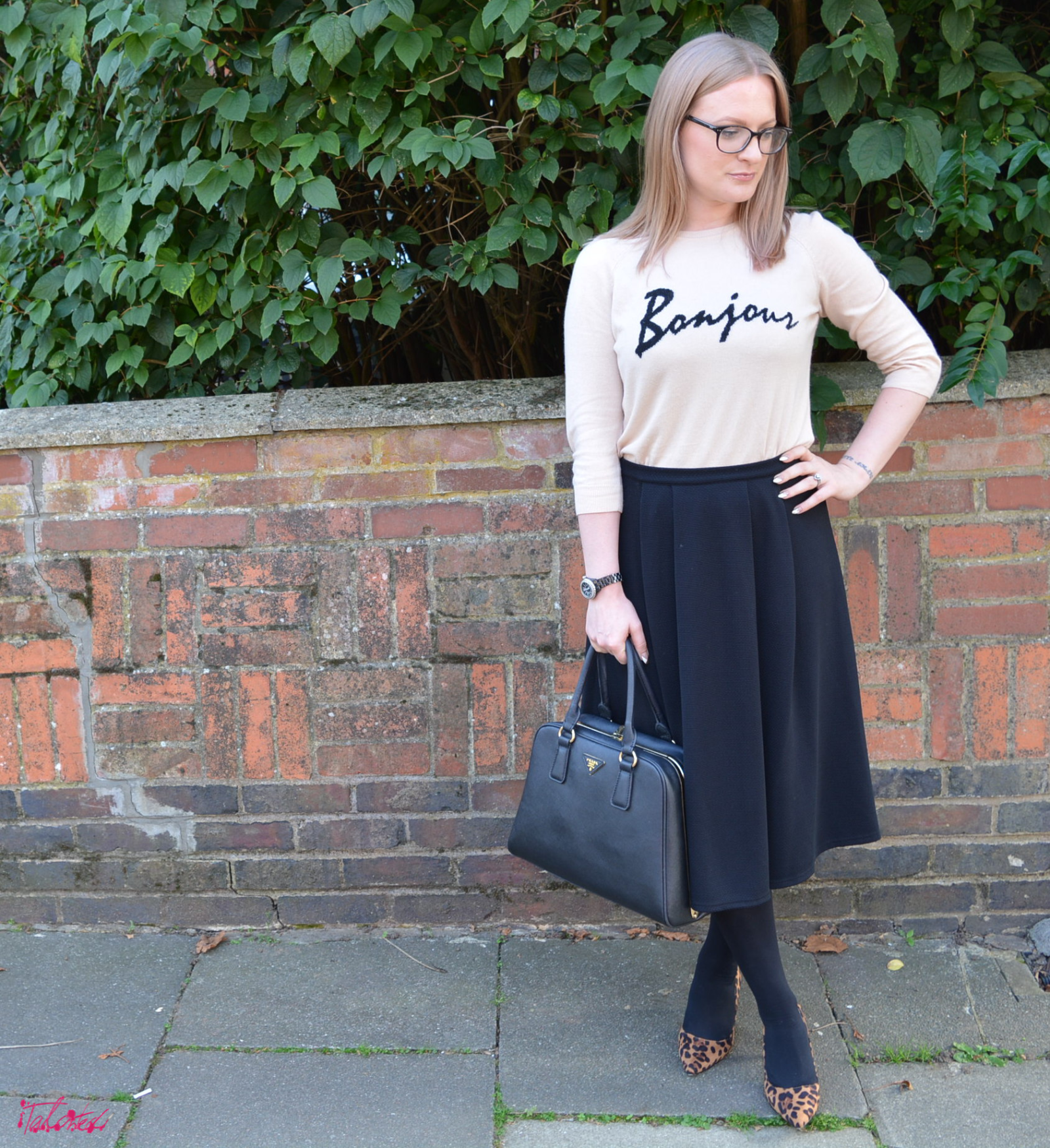 OOTD: We'll Always Have Paris (…in North London)