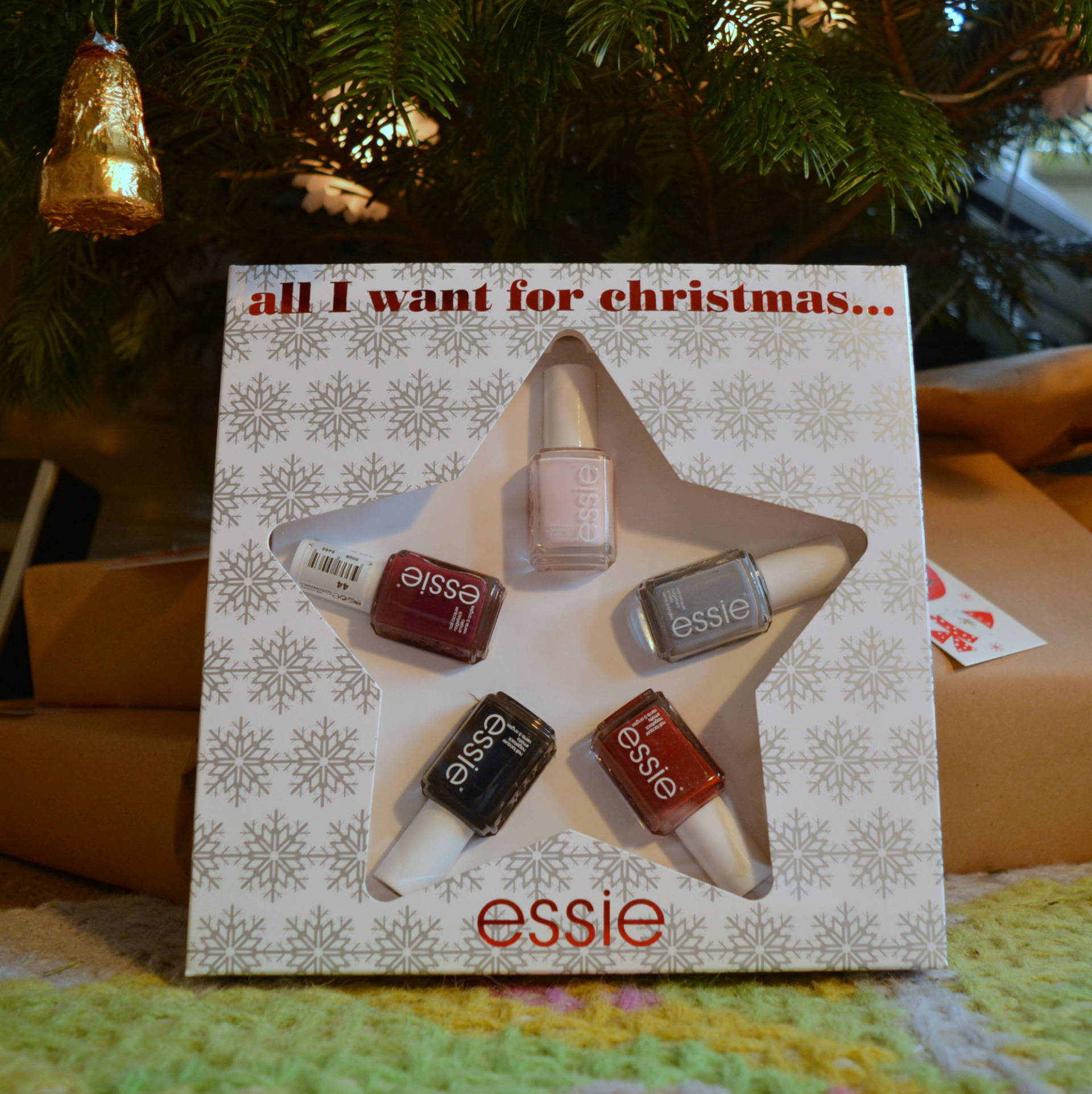 essie Luxeffects 2015 Collection and Christmas Gift Sets Review - Talonted Lex
