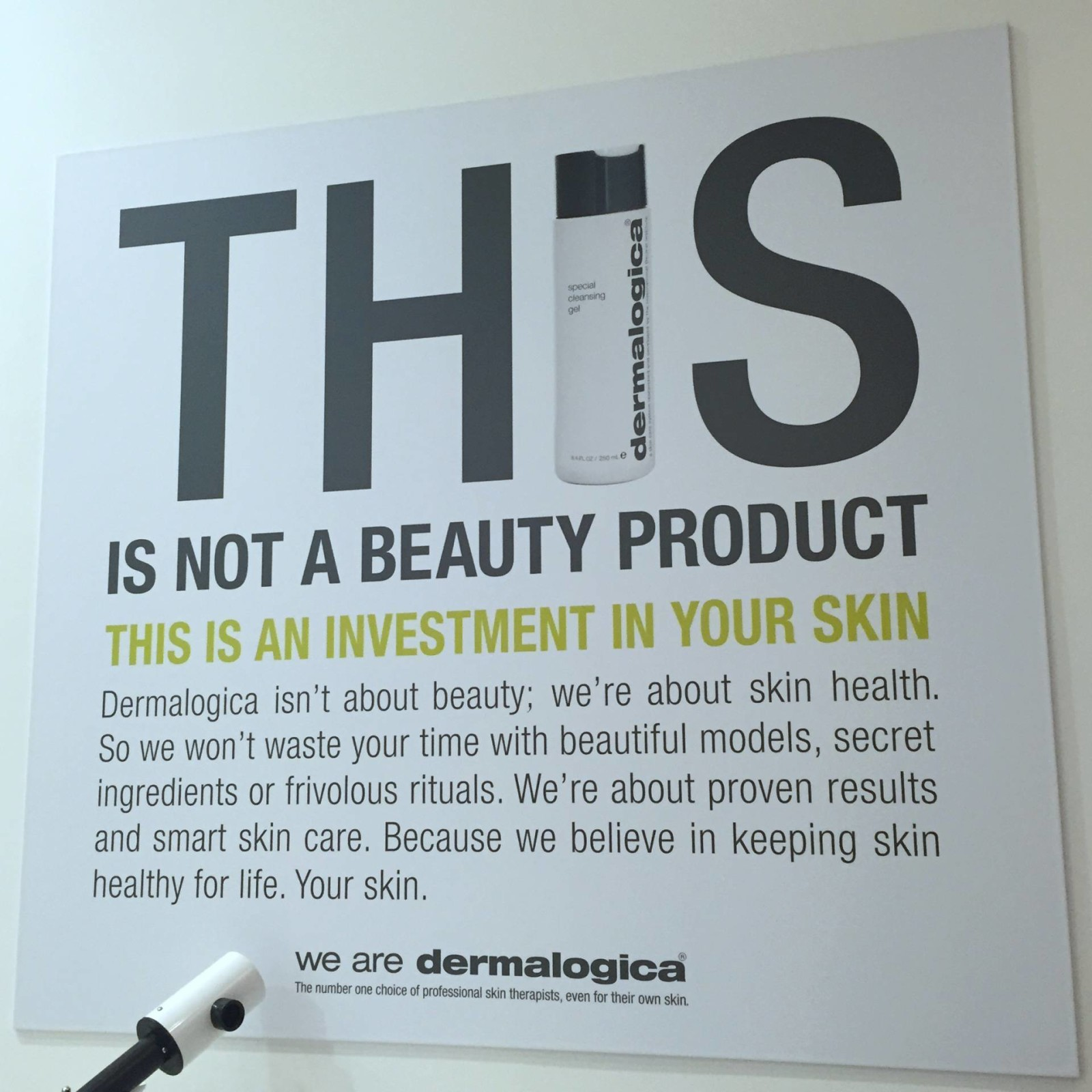 Dermalogica Facial at One New Change