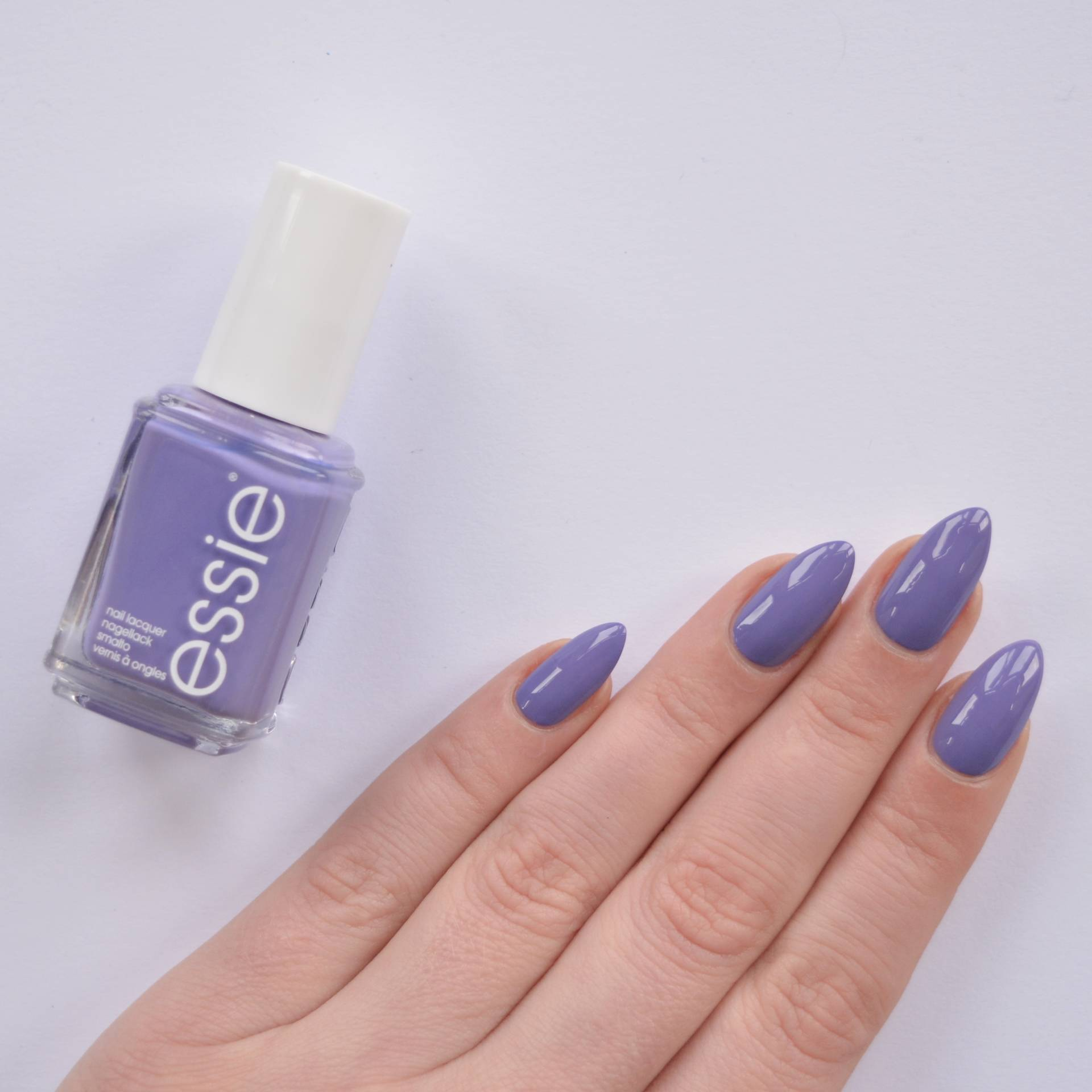 essie spring 2016 shades on