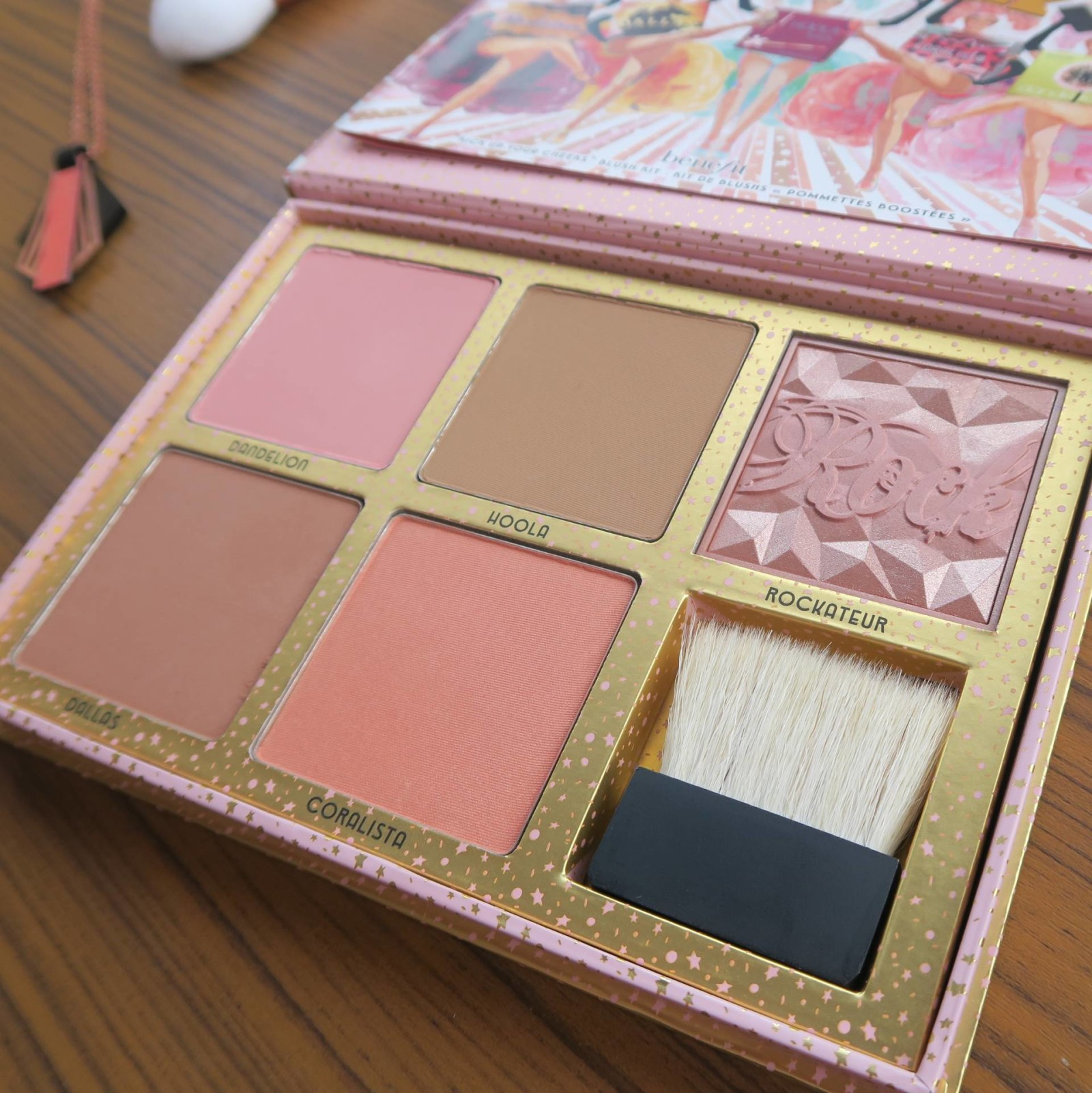 Benefit Cheekathon Palette
