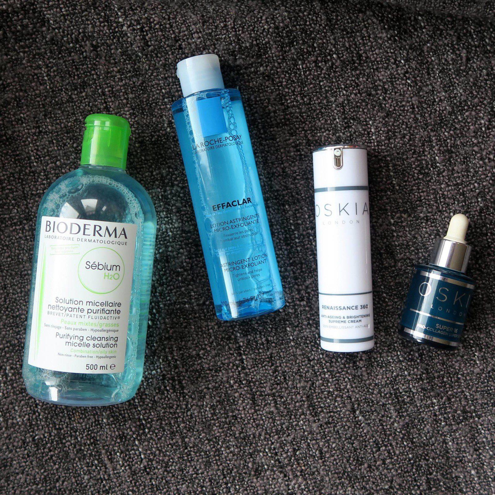 Skincare Shake Up Bumper