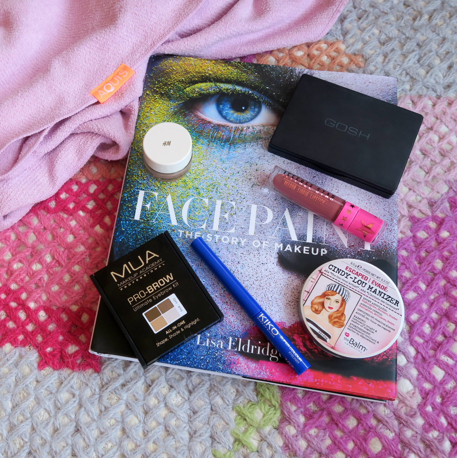 April 16 Monthly Favourites