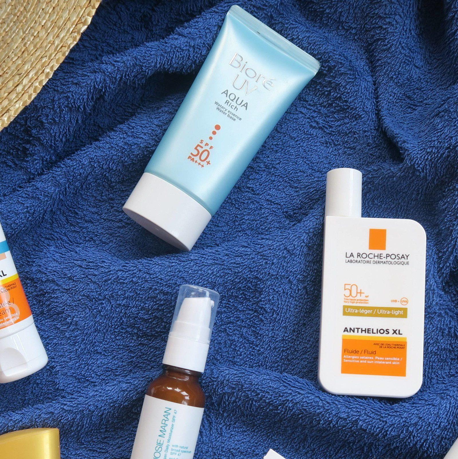 Sunscreens For Rosacea Sensitive Skin