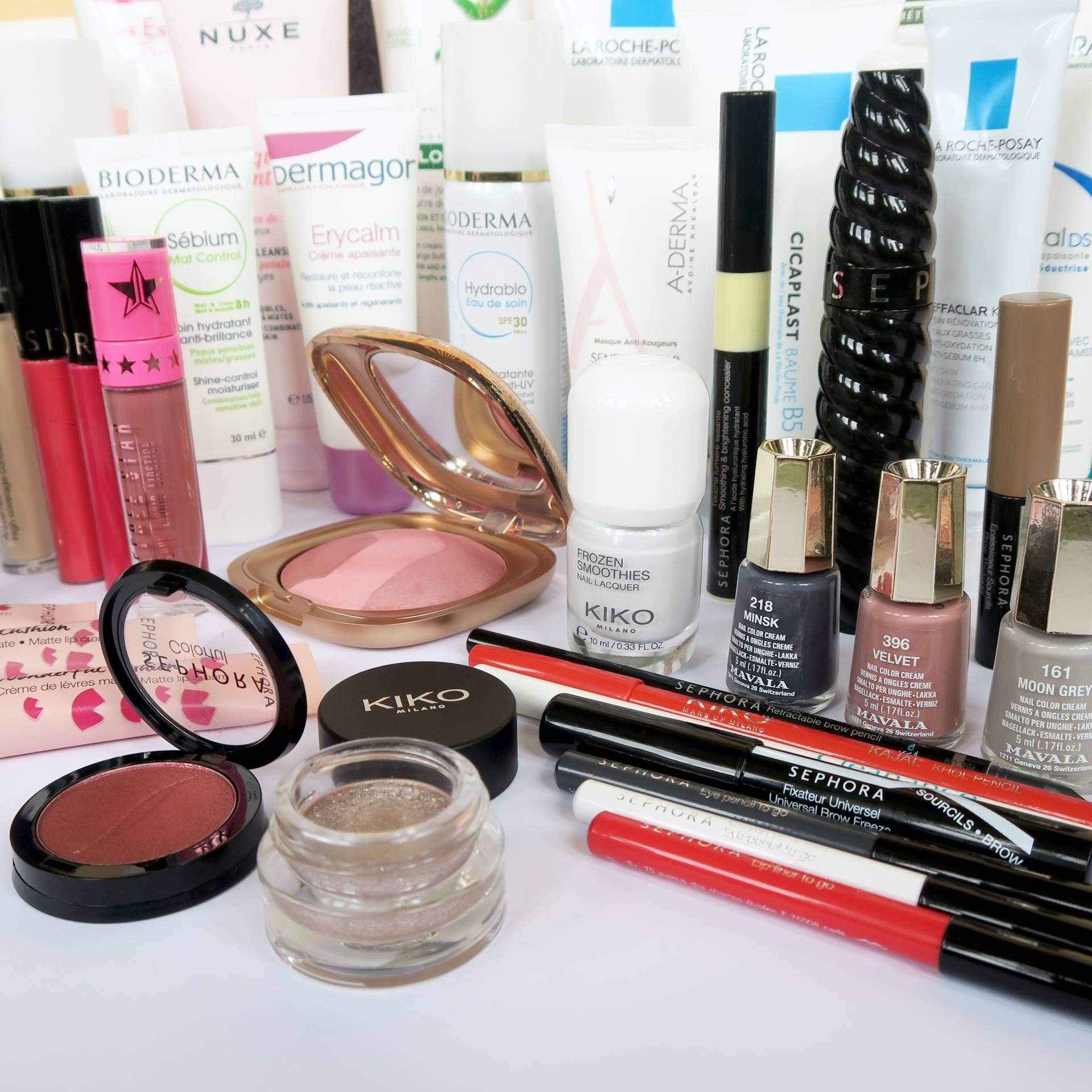 French Beauty Haul