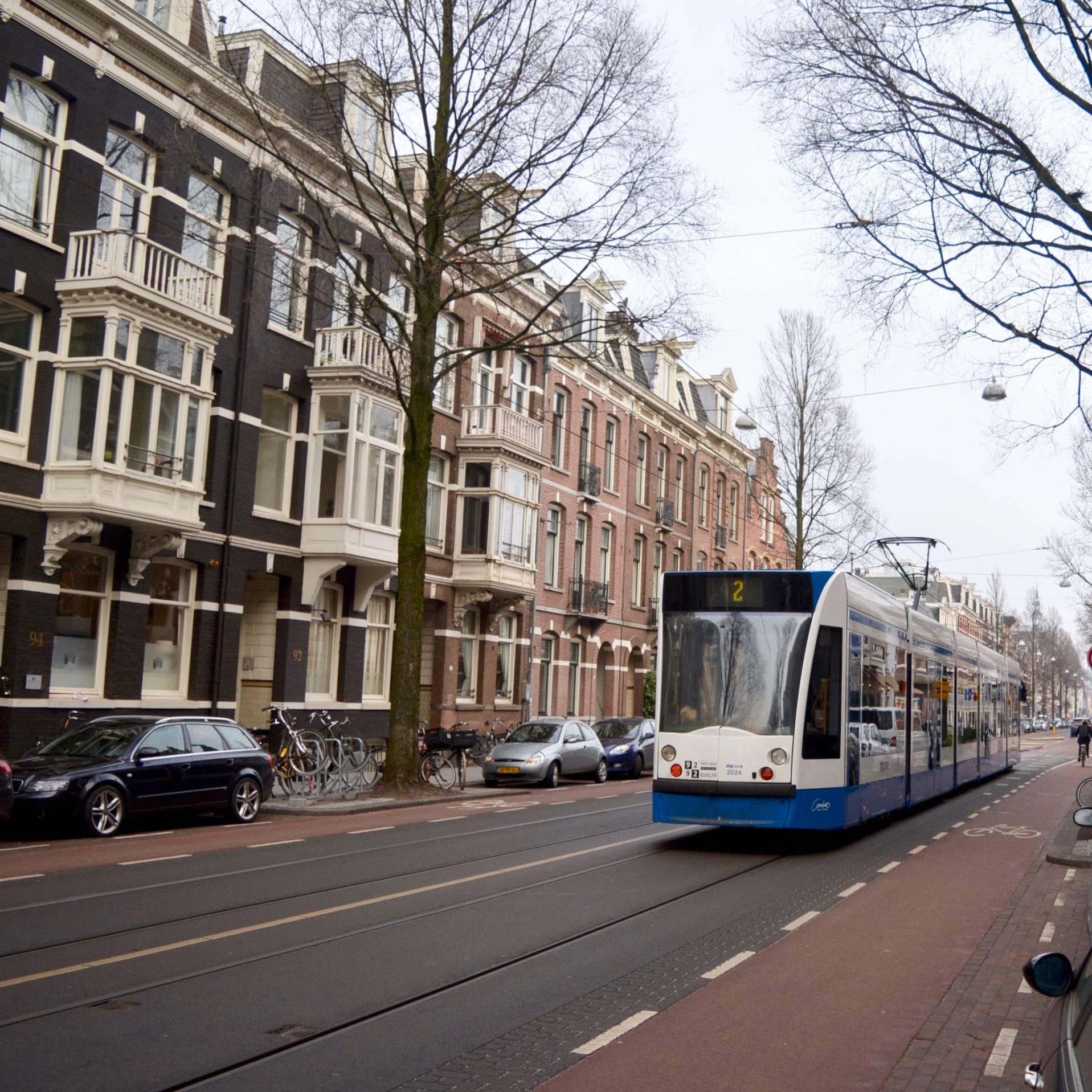 Long Weekend In Amsterdam