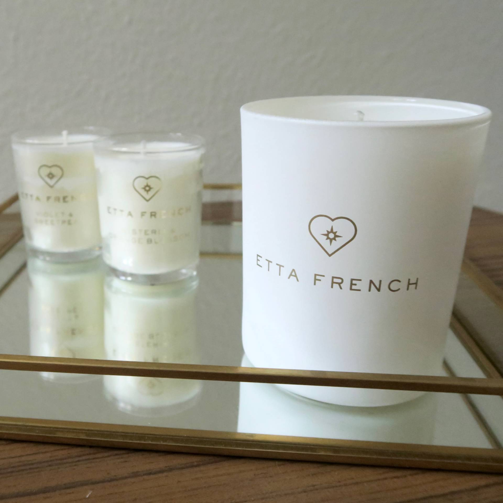 Etta French Jewellery Candles