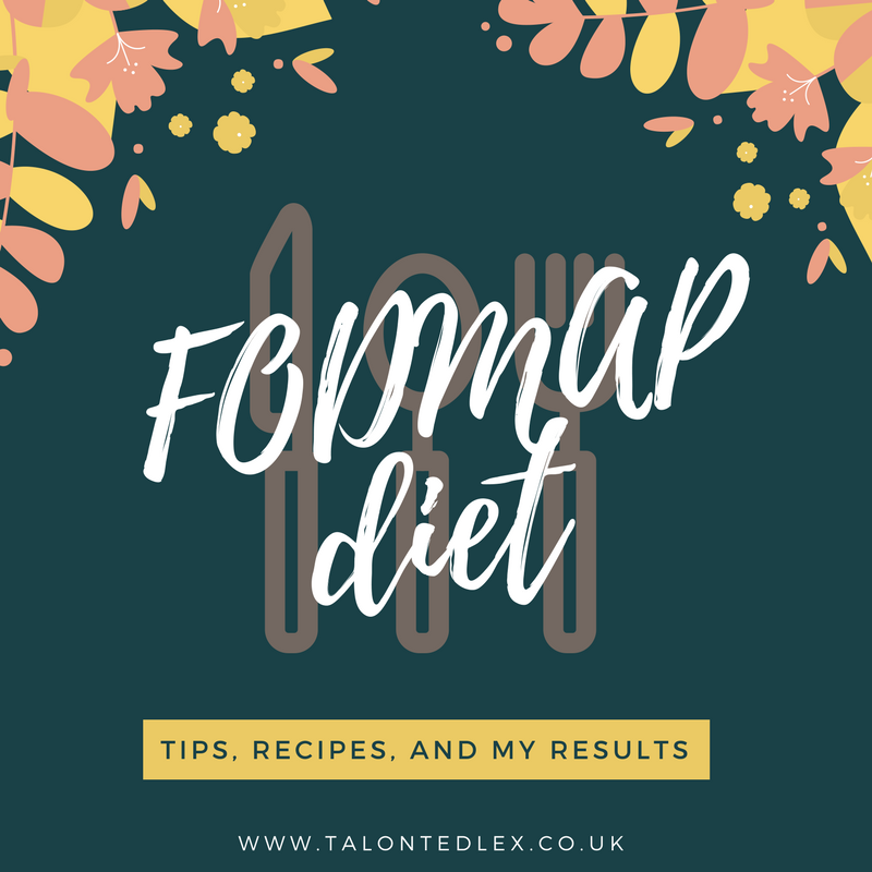FODMAP diet - What I ate, why I did it, and the results