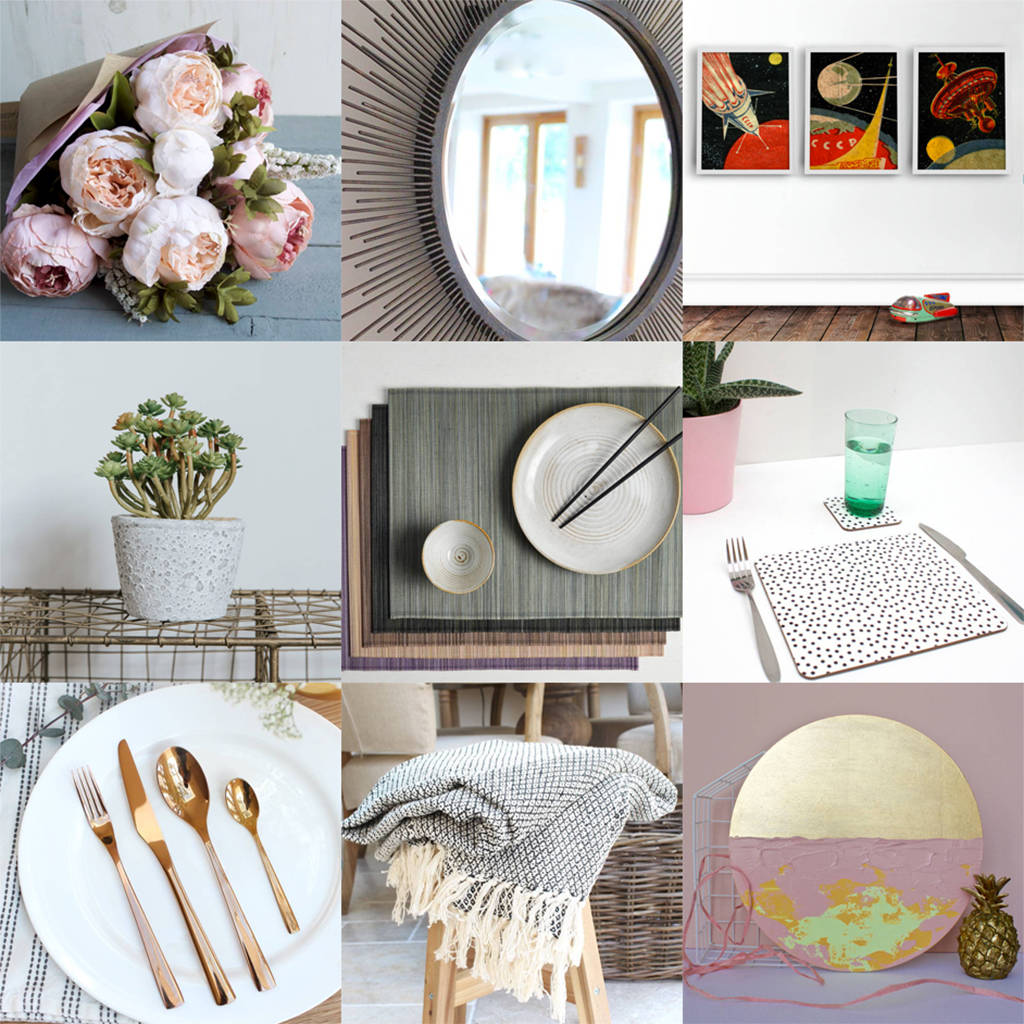 Notonthehighstreet Wishlist