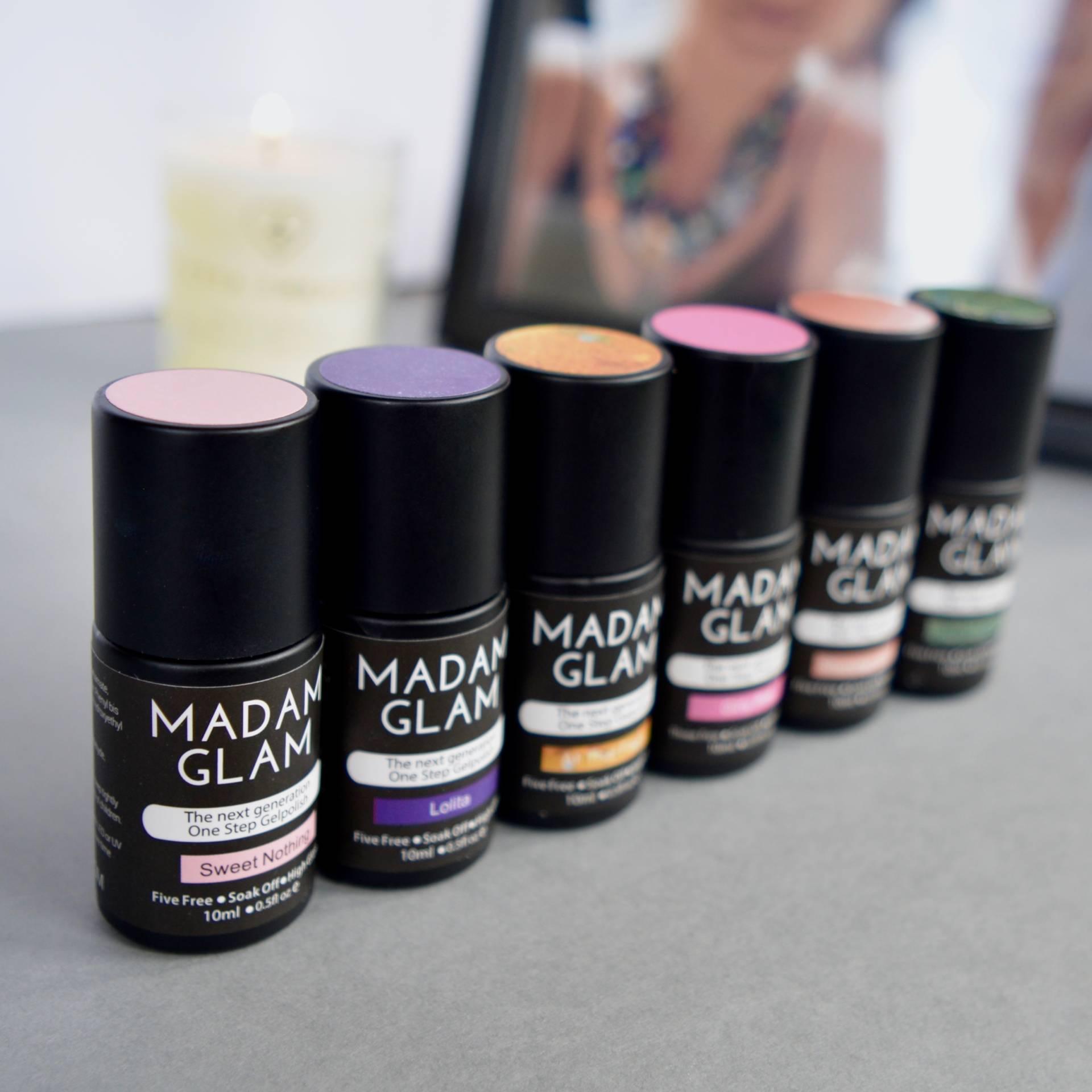 Madam Glam One Step Gels