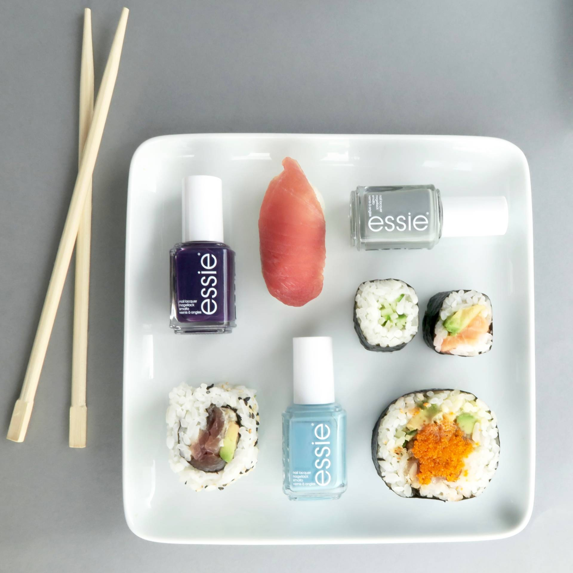 Essie Fall Collection 2016 Tokyo Review - Talonted Lex