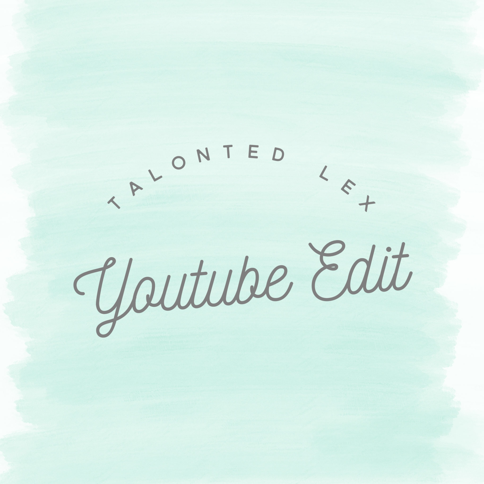 YouTube Edit - Talonted Lex : Let's have a catch up on my recent videos. There's karaoke in Brighton, a hair curling tutorial, some hilarious make up challenges and more...