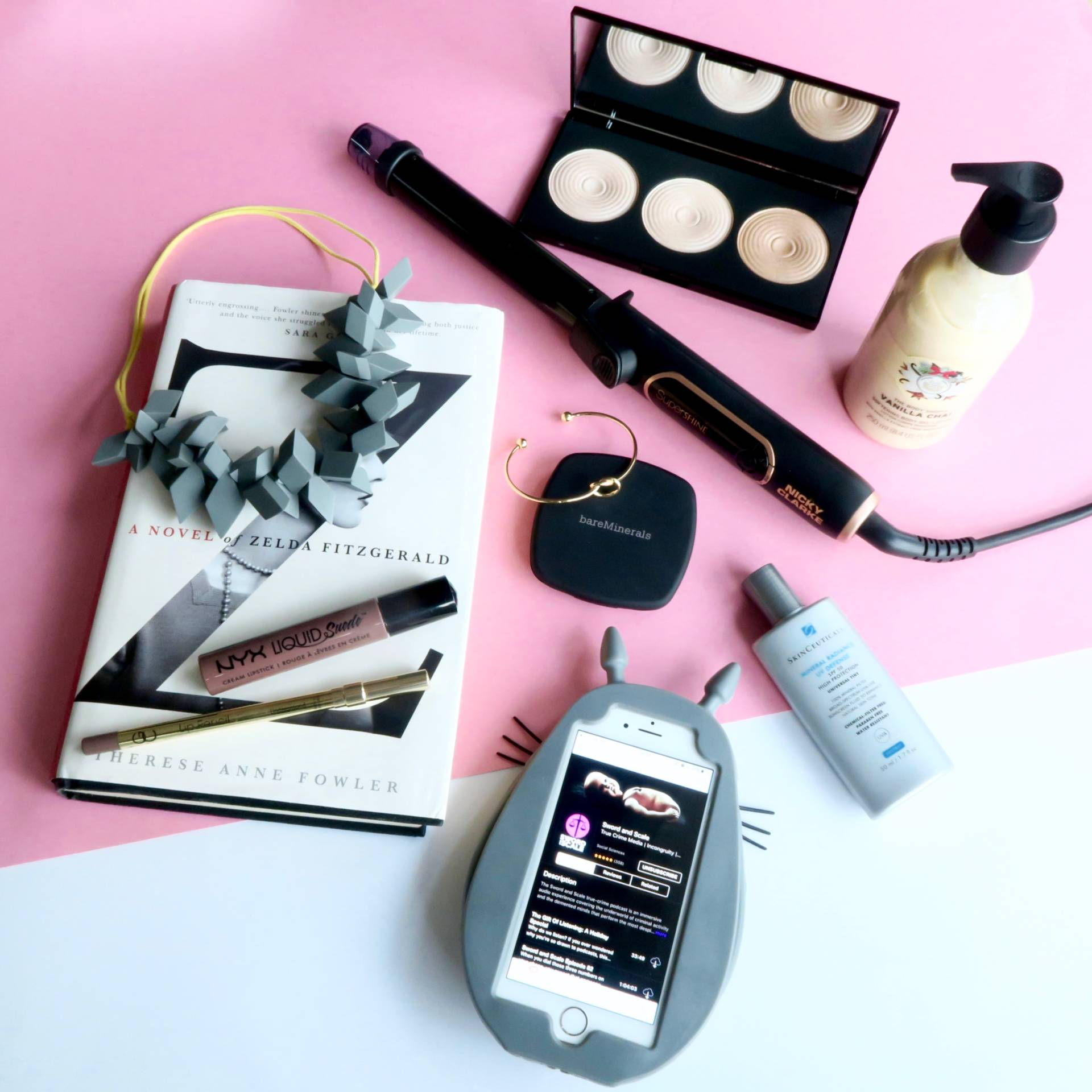Current Favourites: Crime, Curls and Chai