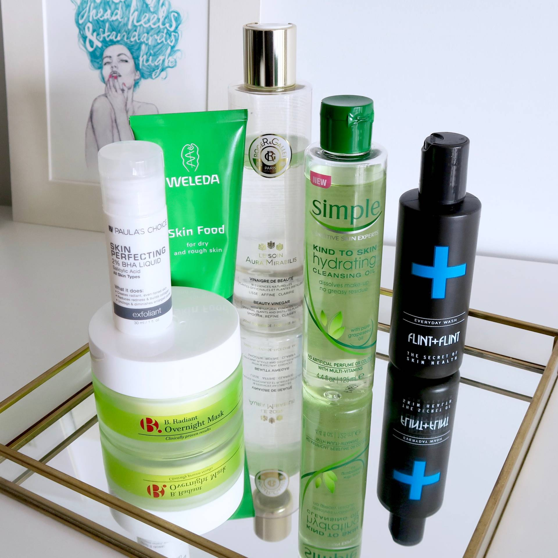 Skincare for sensitive skin and rosacea - Skincare Shake Up January 17