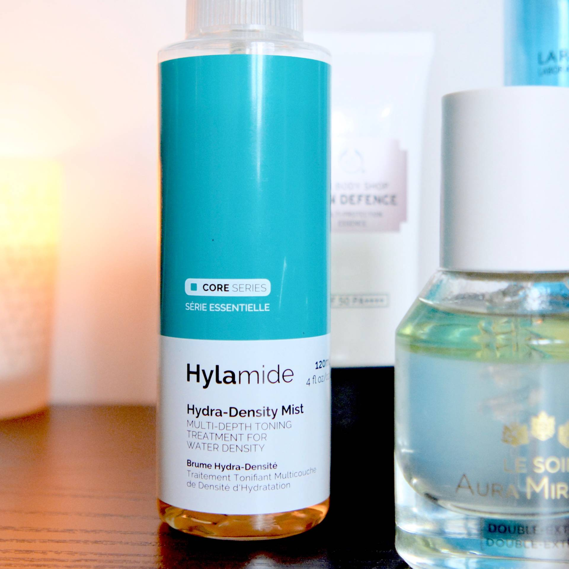 Skincare for rosacea and sensitive skin - Hylamide High Density Mist