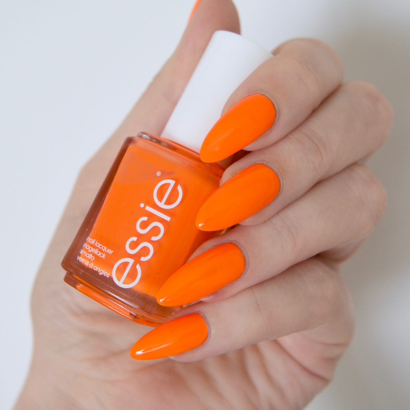 Essie Neon 2017 Collection 'mark on miami'