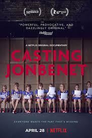 Friday Faves: If you love True Crime and are as fascinated by the JonBenet case as me then this is a must-see!
