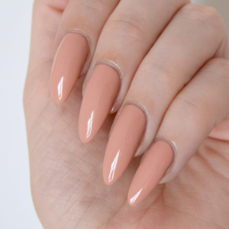 Essie Wild Nudes Collection 'Bare With Me'