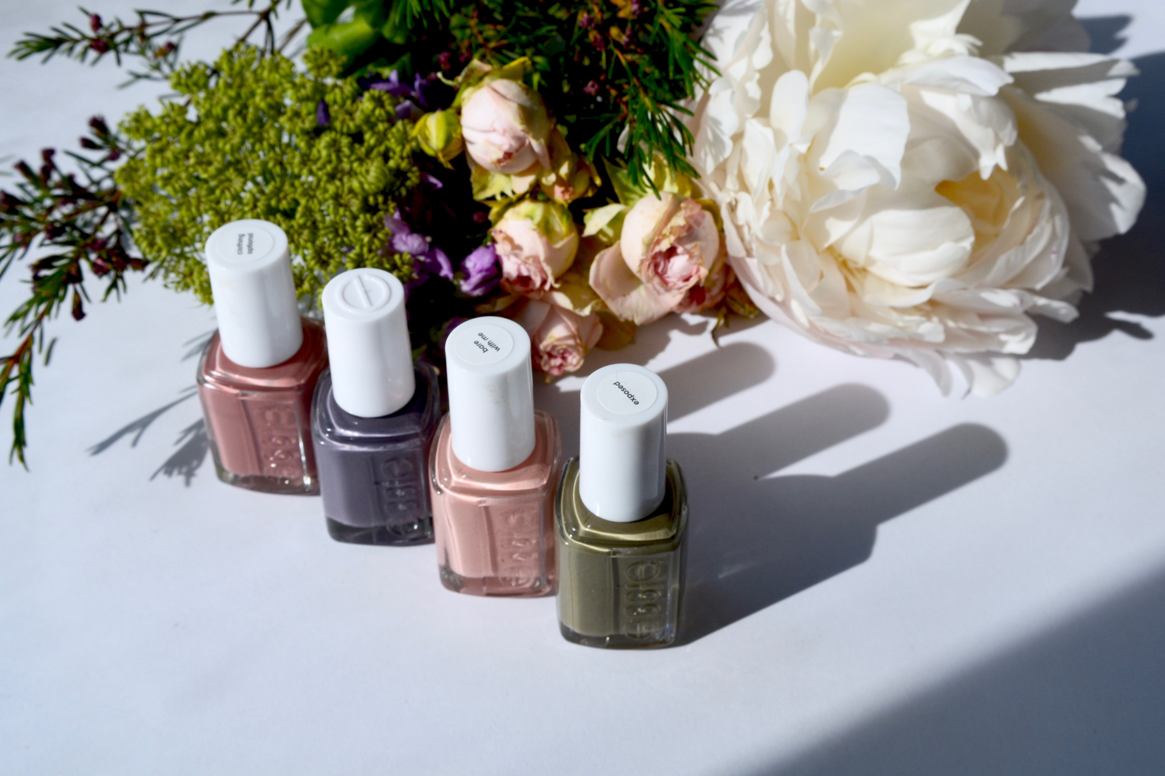 Essie Wild Nudes Collection - Full review