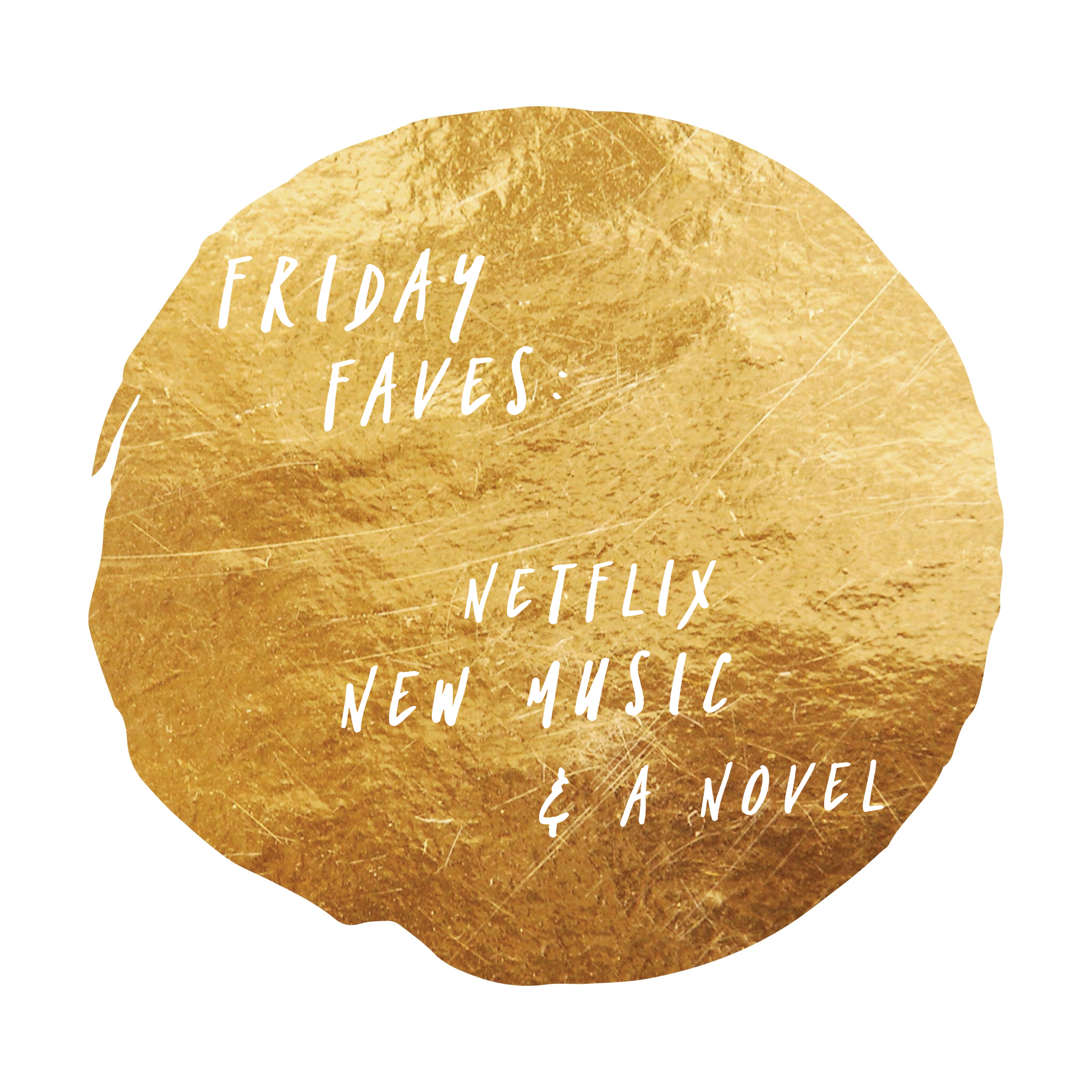 Friday Faves: Recommendations for TV, books, music and haircare