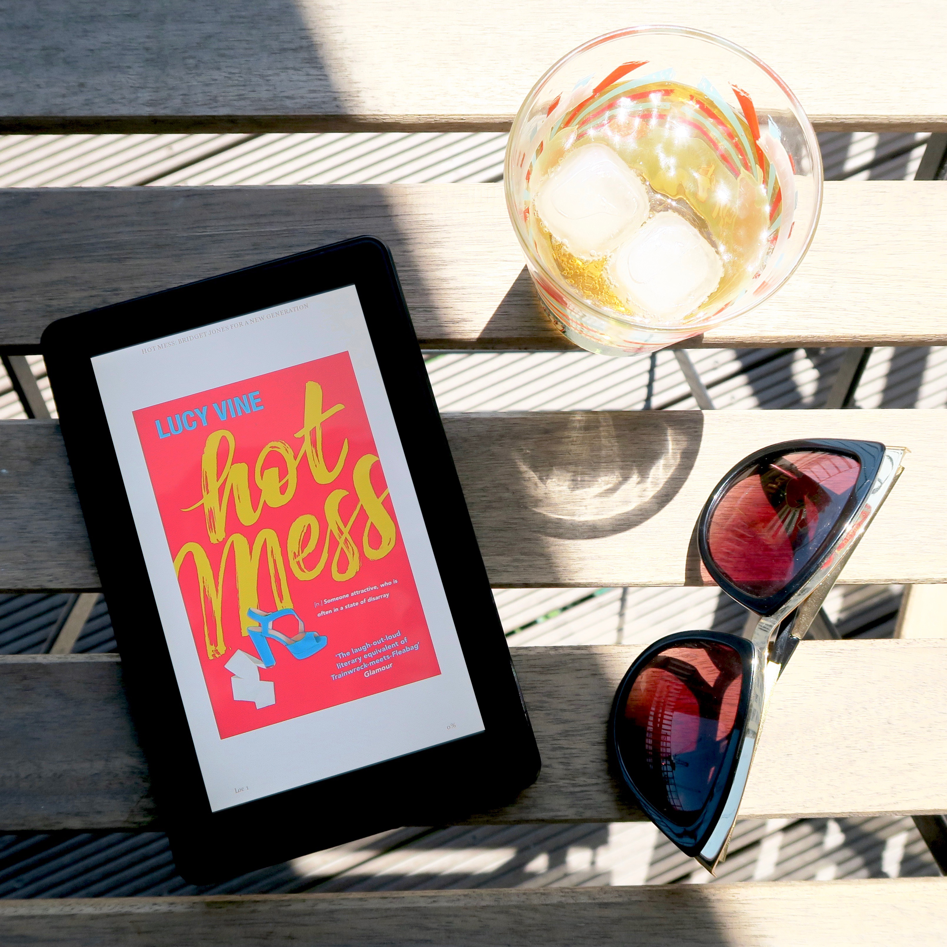Friday Faves - Hot Mess by Lucy Vine