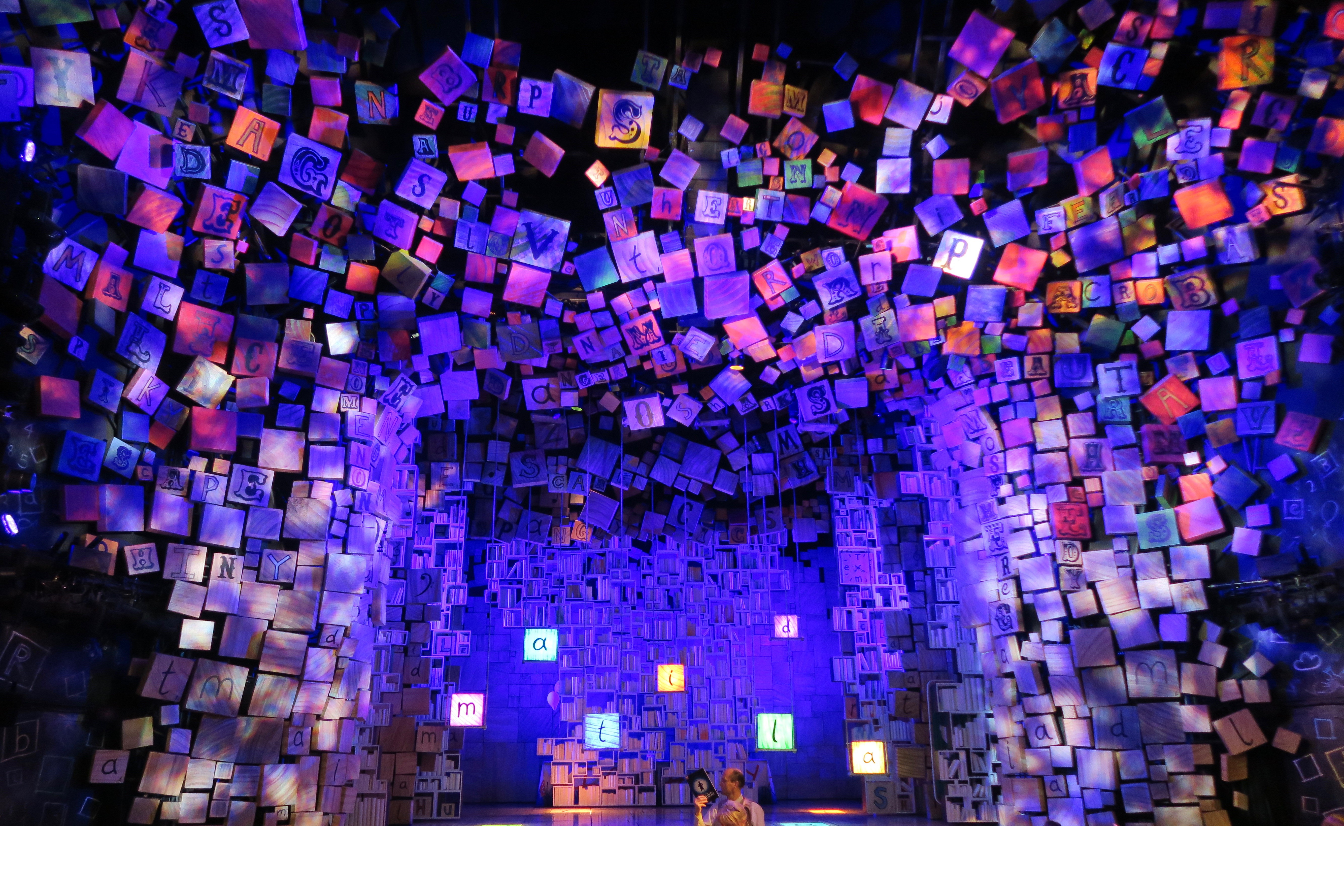 Friday Faves: Matilda the musical