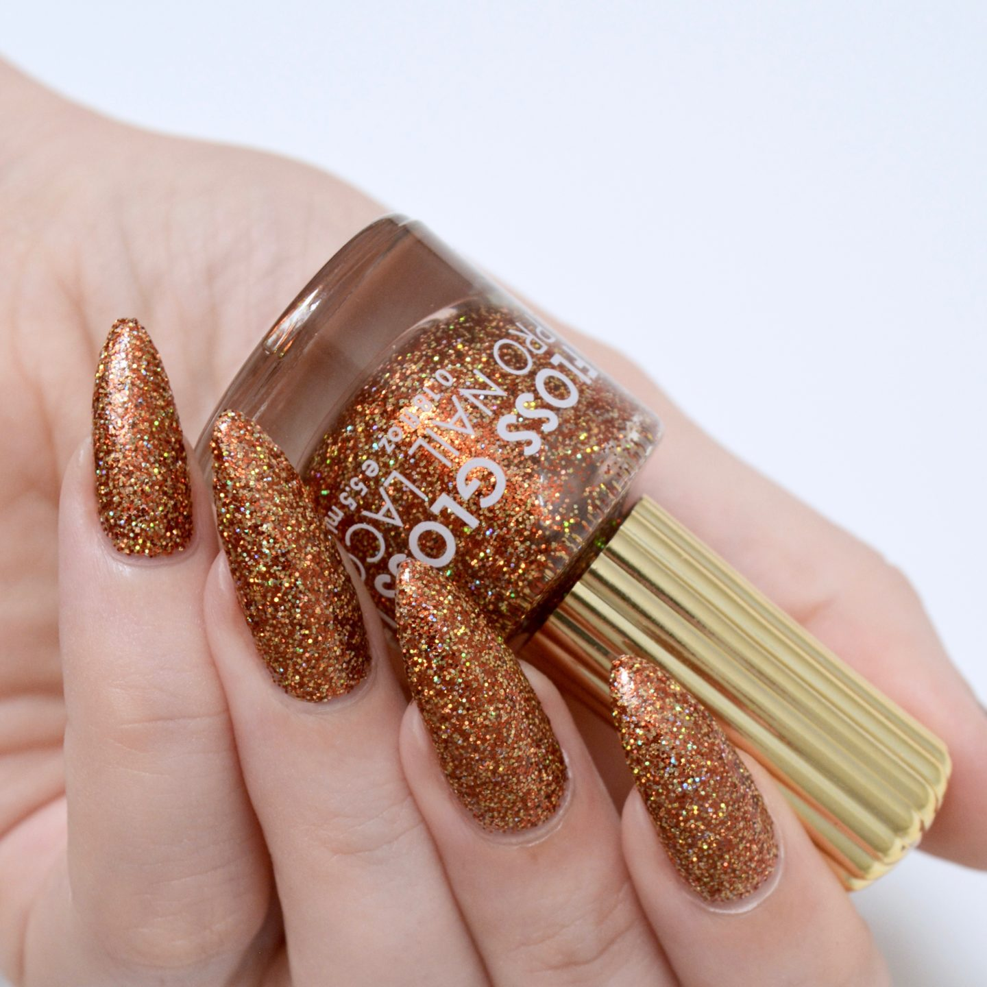 Floss Gloss Glitters - Honey