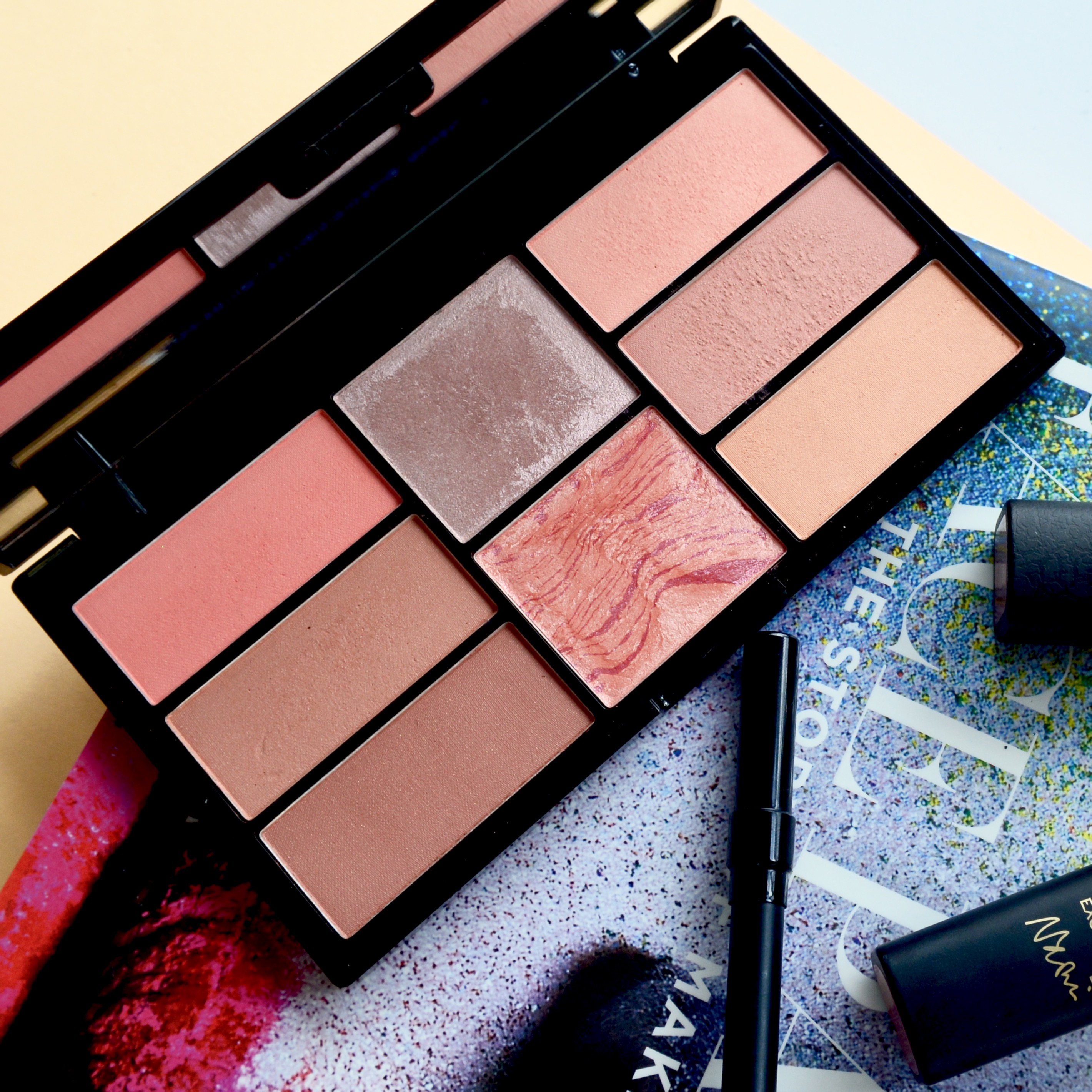 Highstreet Gems: Freedom Blush Palette