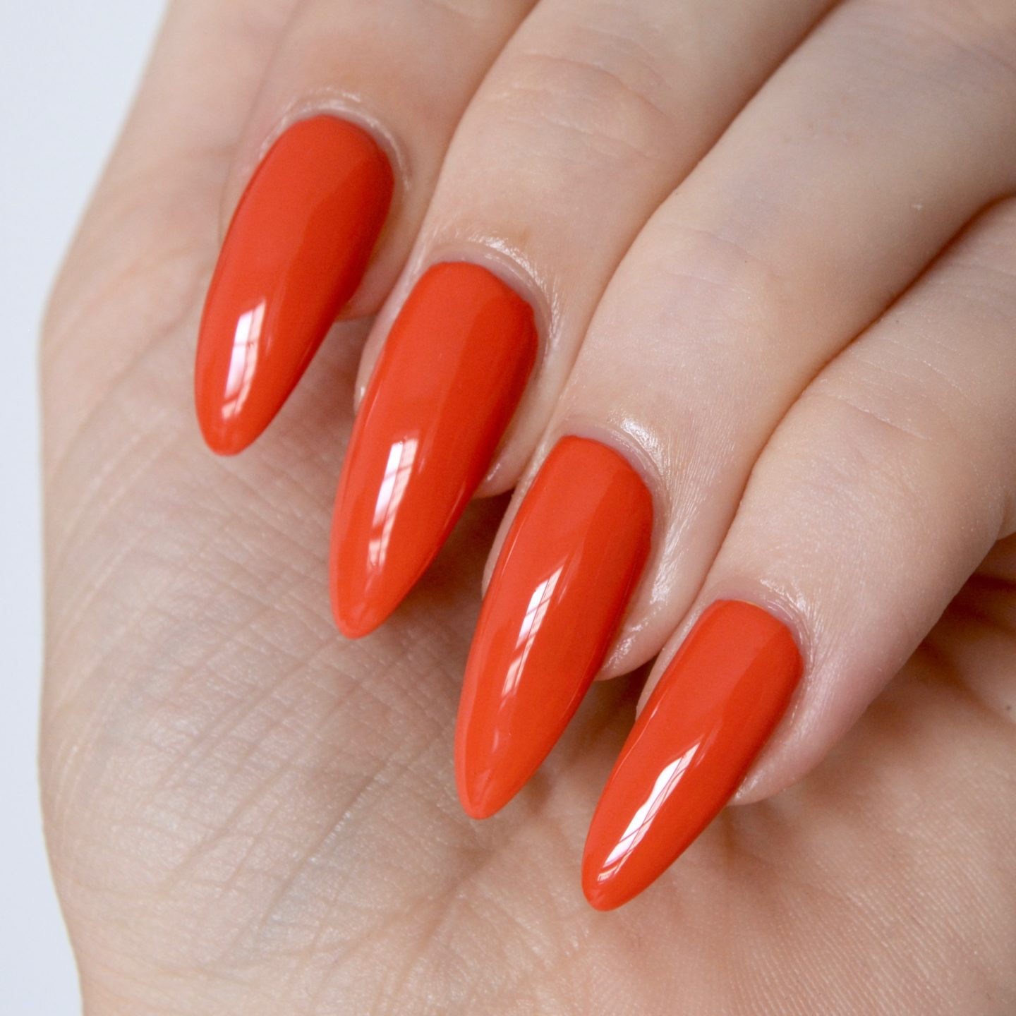 Jessica Prime Collection 'Orange' swatches