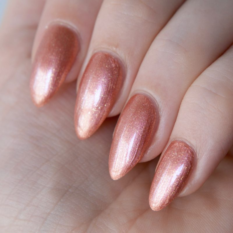 Nails Inc Mindful Manicure swatches 'And Breathe'
