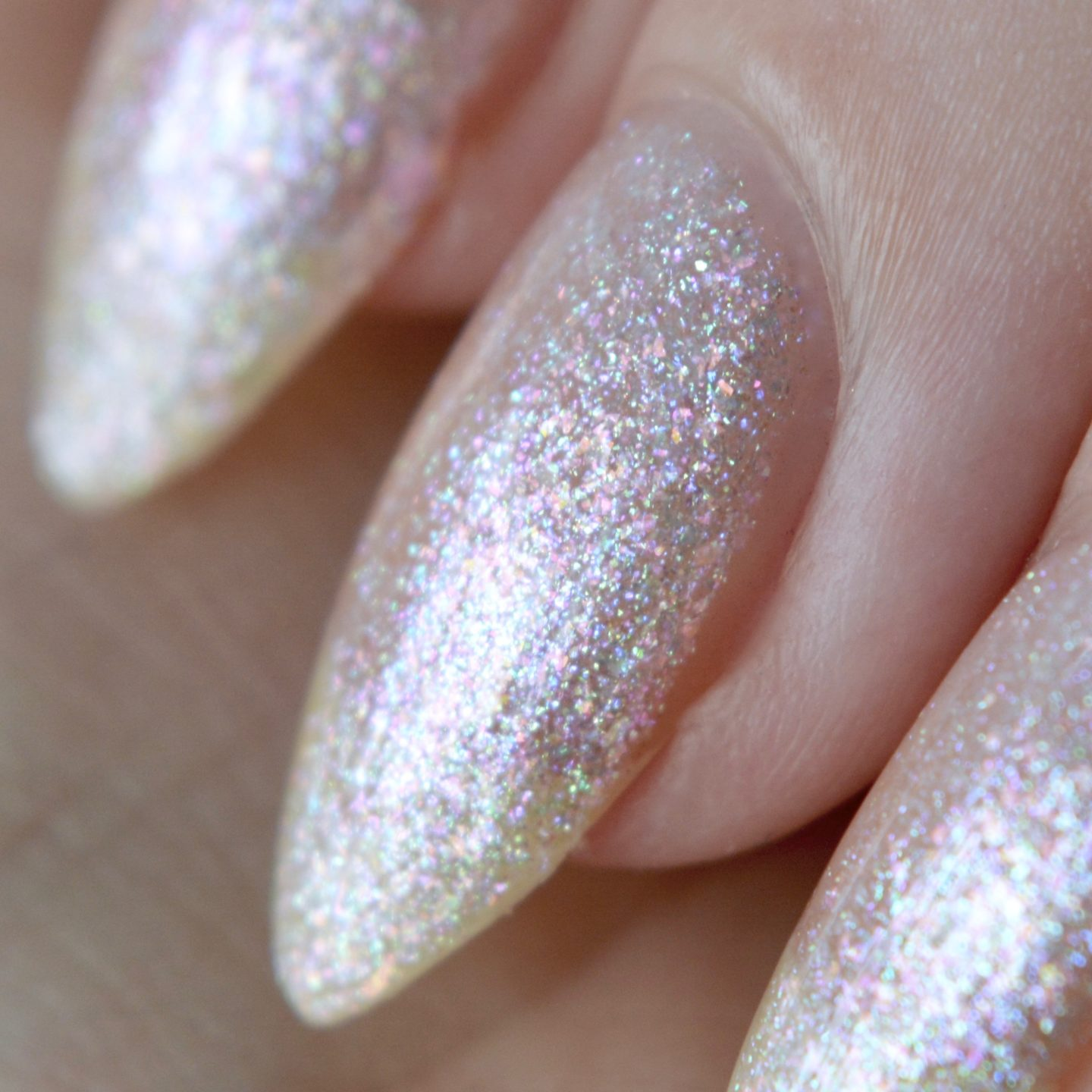 Nails Inc Mindful Manicure swatches 'Balancing Act'