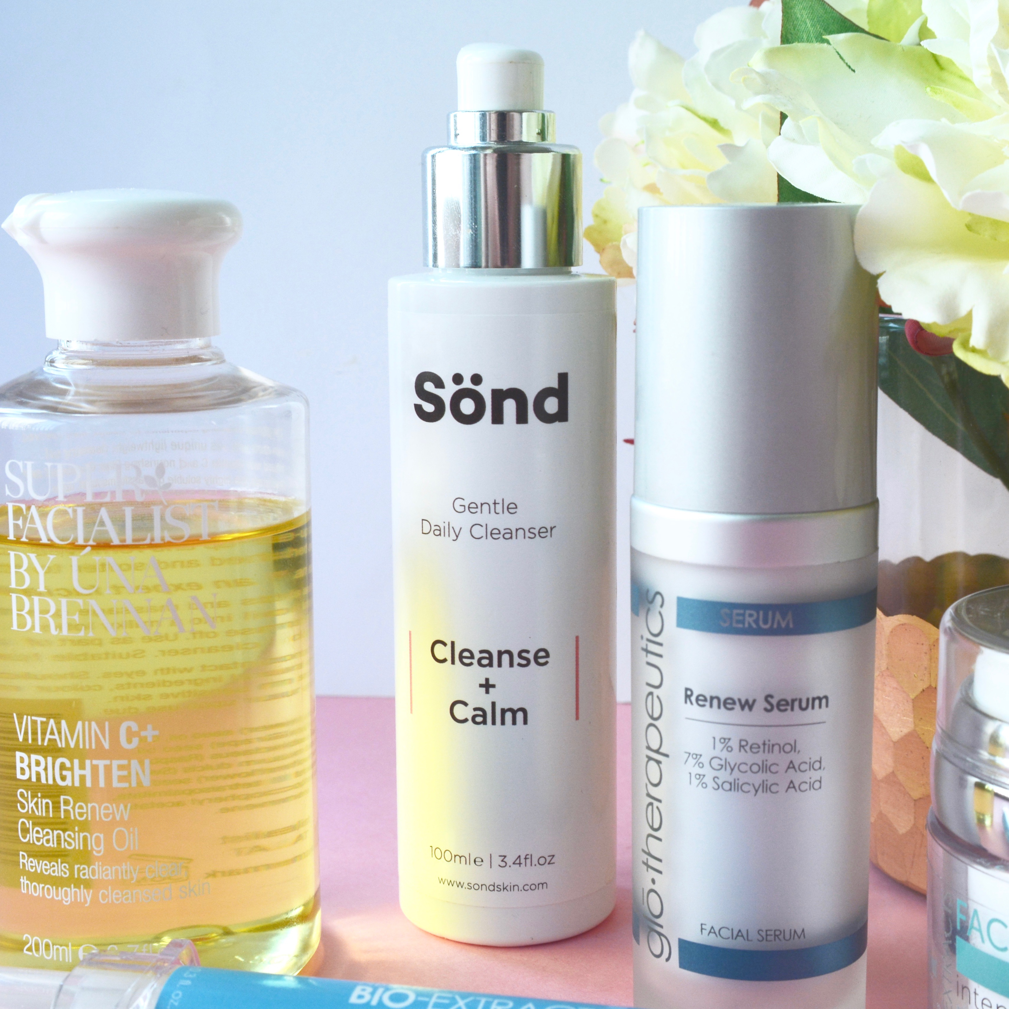 Skincare routine for rosacea/sensitive skin. Skincare Shake Up June '17: Sond cleanse and calm - Talonted Lex