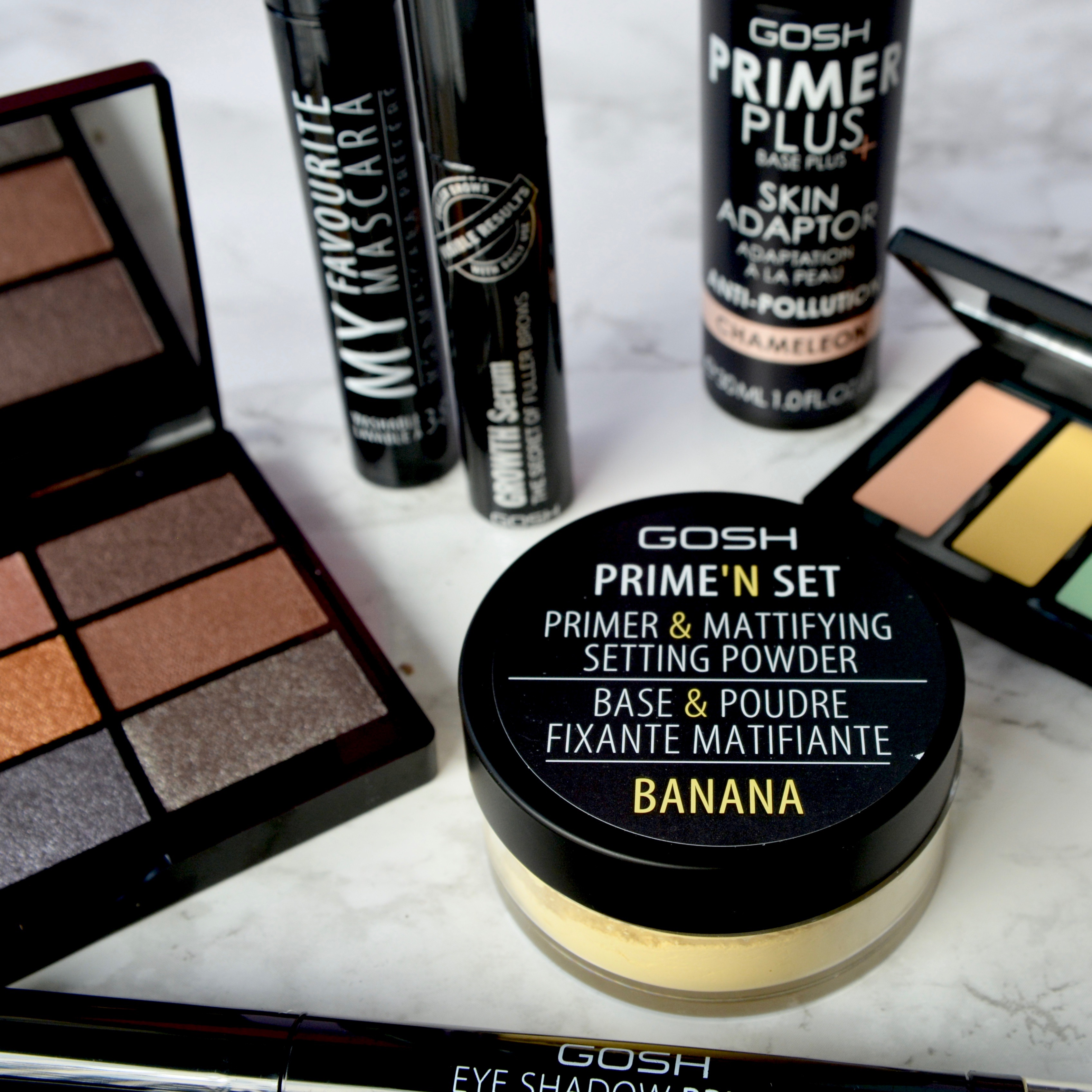 GOSH AW 17 Collection review - Banana powder