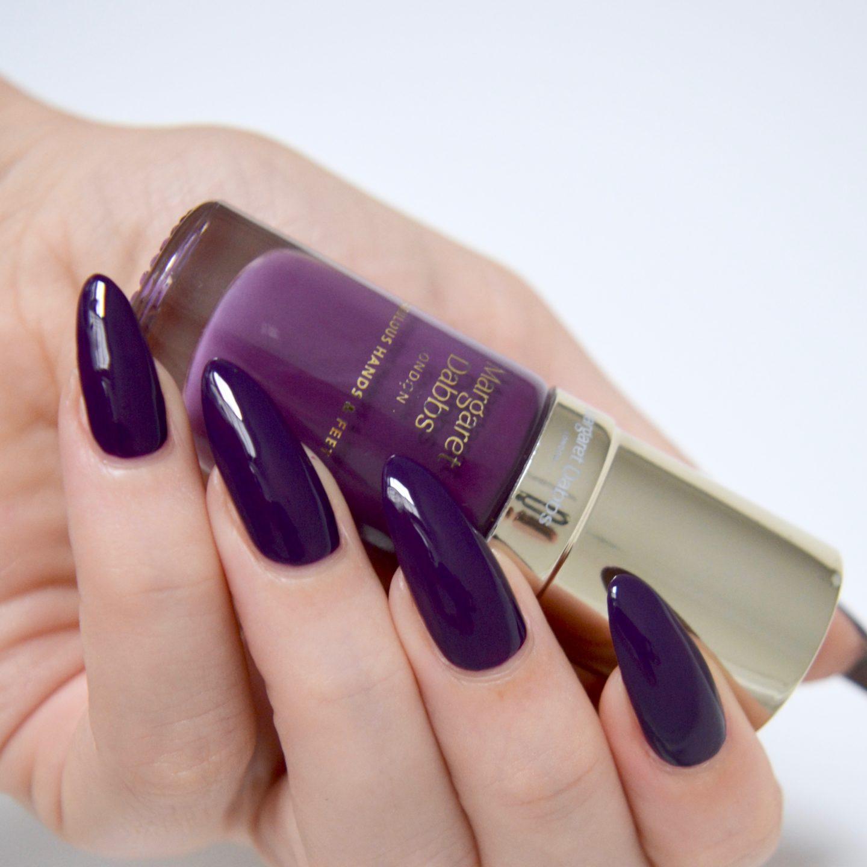 Margaret Dabbs nail varnish 'Pansy'