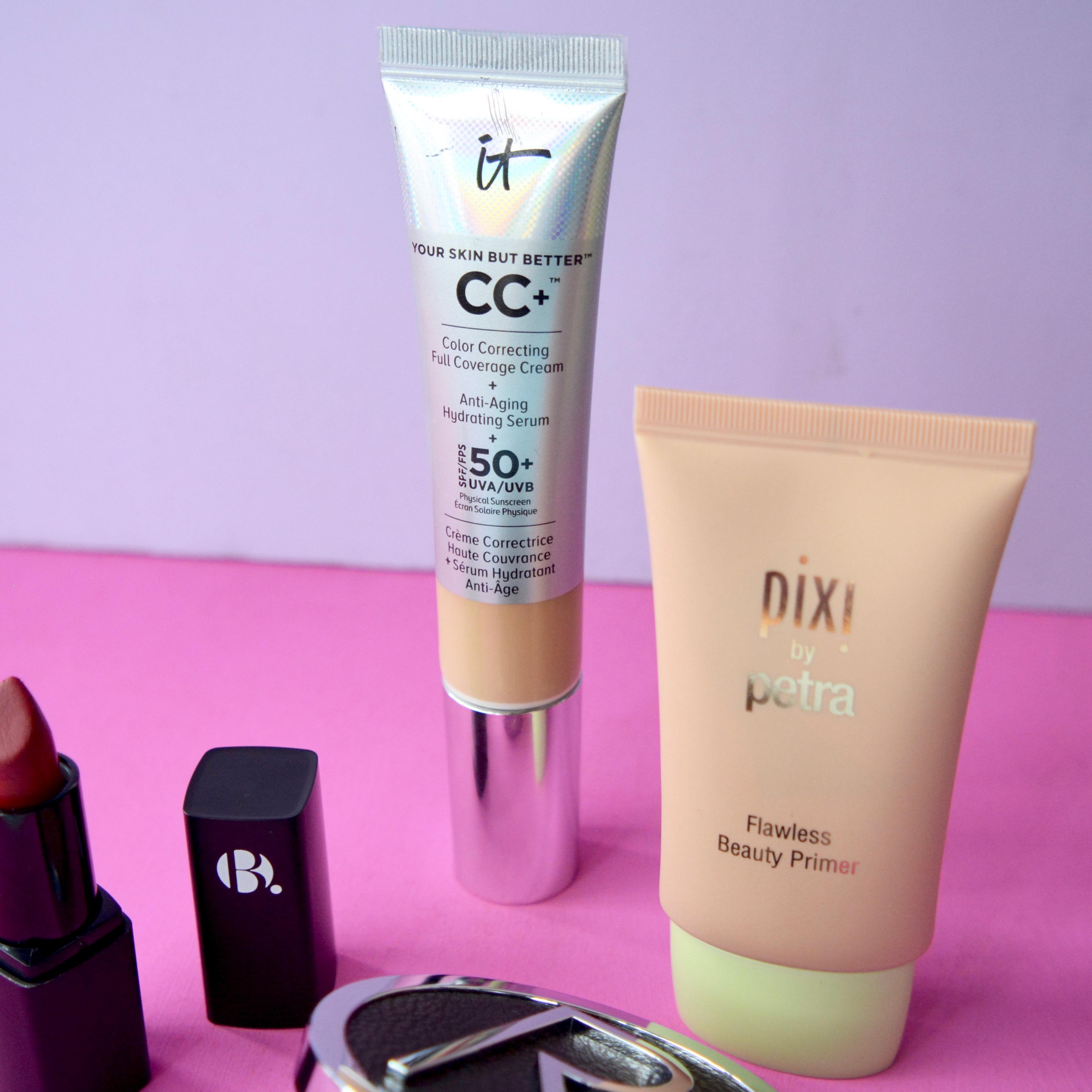 It Cosmetics CC Cream - great for rosacea