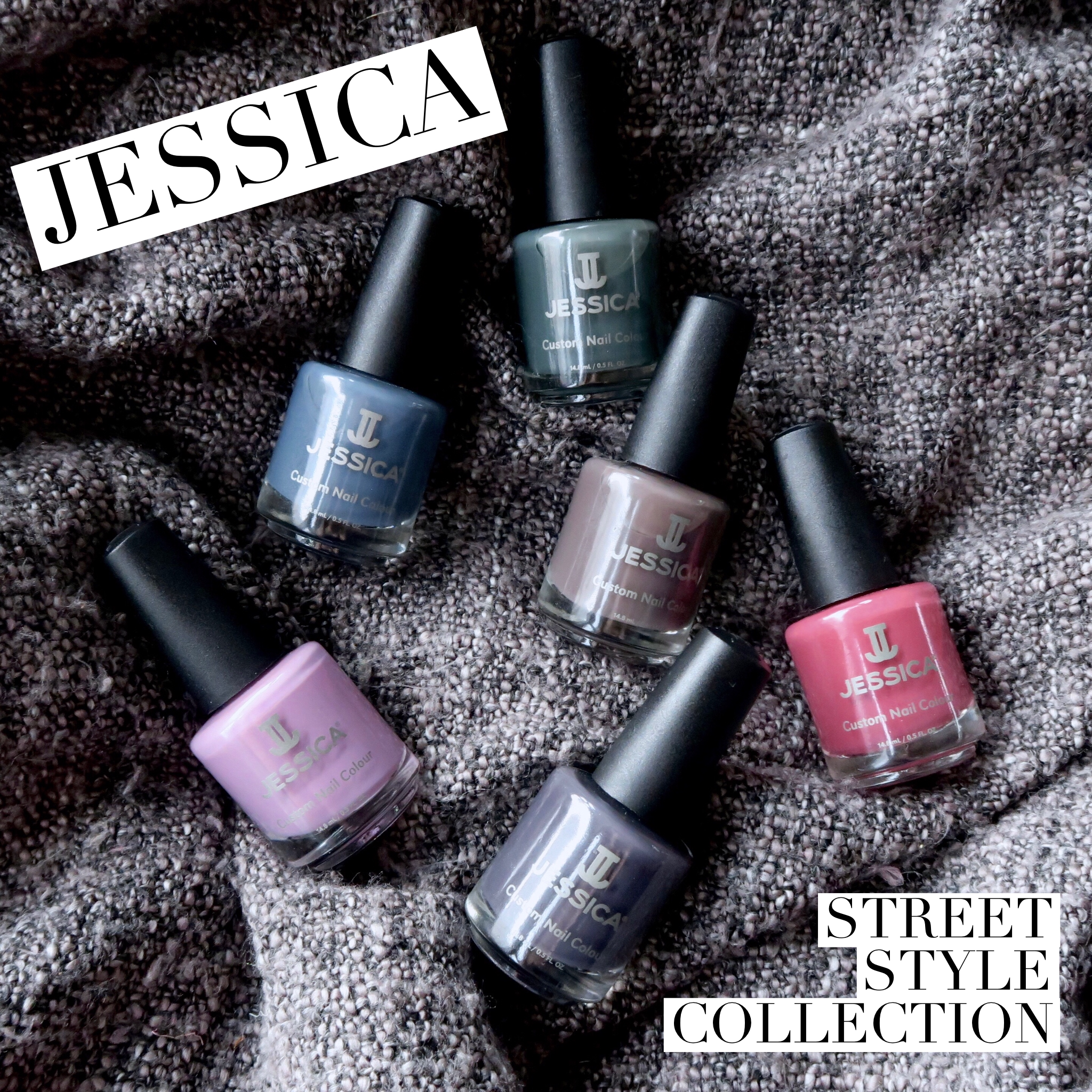 Jessica Street Style, A/W collection