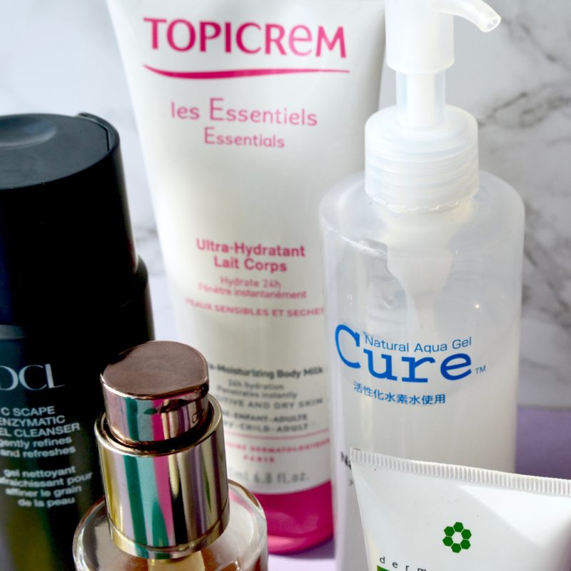 Skincare Shake Up: Cure gel (sensitive, rosacea skin)