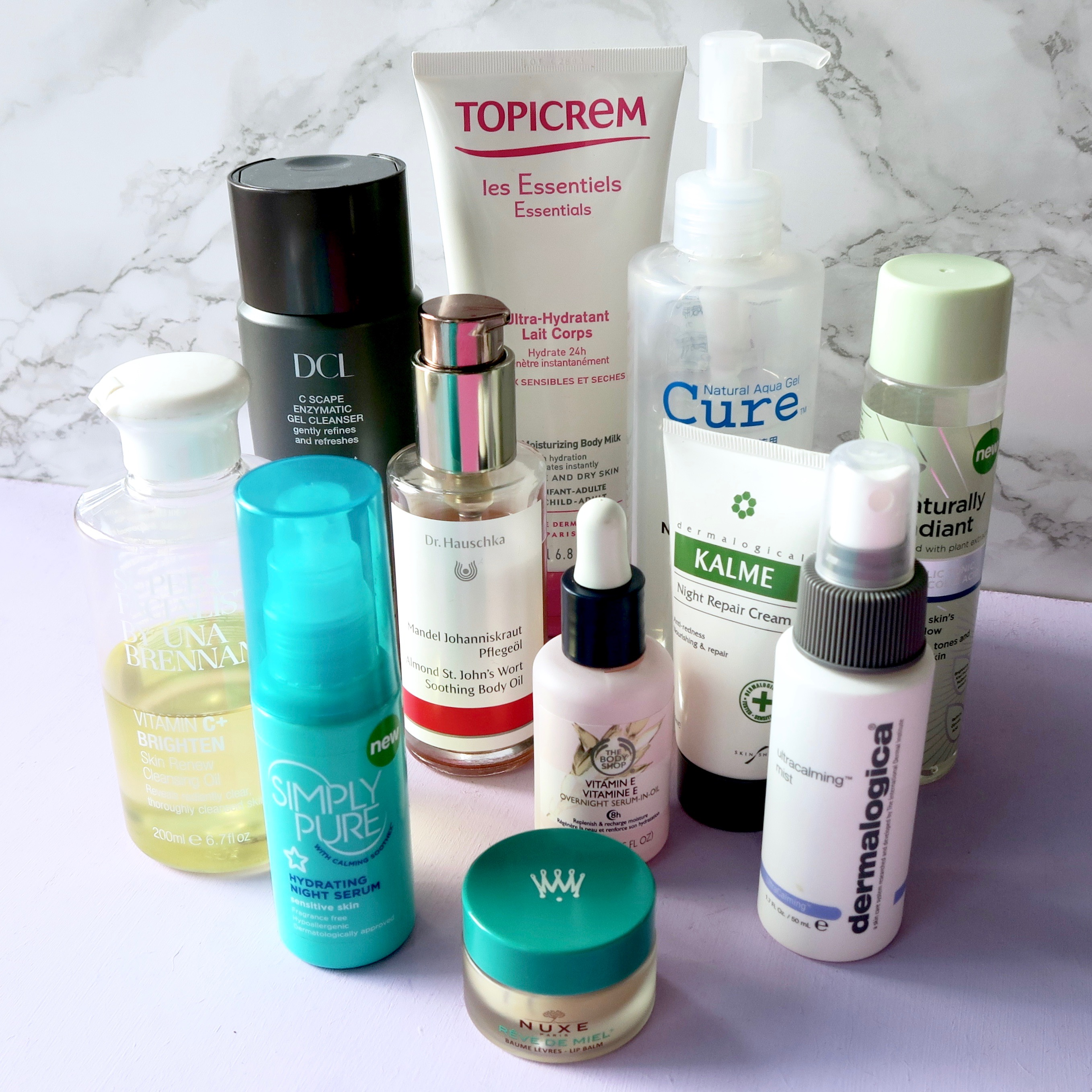 Skincare Shake Up: my evening skincare routine (sensitive, rosacea skin)