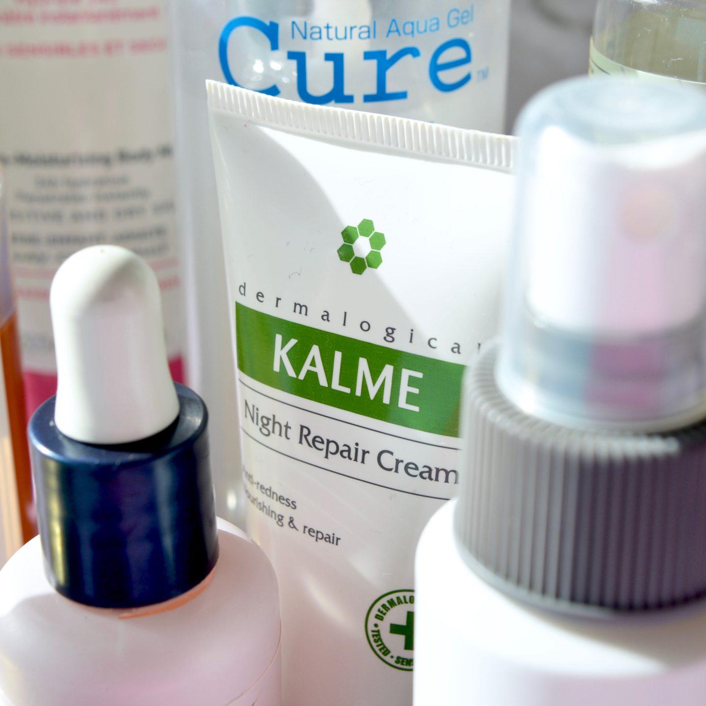 Skincare Shake Up: Kalme night cream (sensitive, rosacea skin)