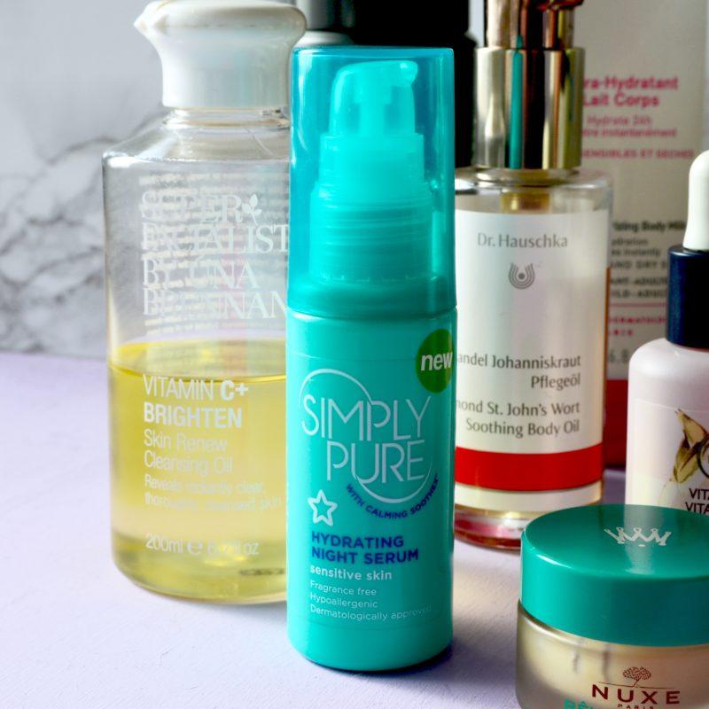 Skincare Shake Up: Simply Pure serum (sensitive, rosacea skin)